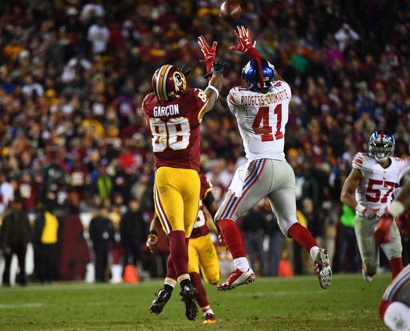 New York Giants: Handing Out Game Balls For The Win Over Washington