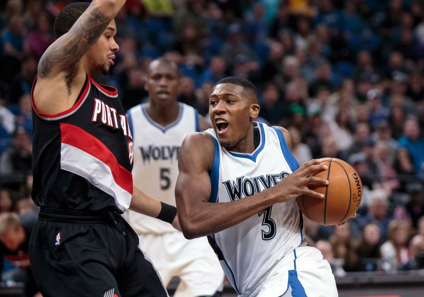 Timberwolves 2016 Year in Review: Backcourt Reserves