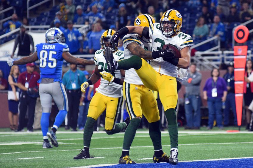 Green Bay Packers: Off the radar game balls following win over Lions