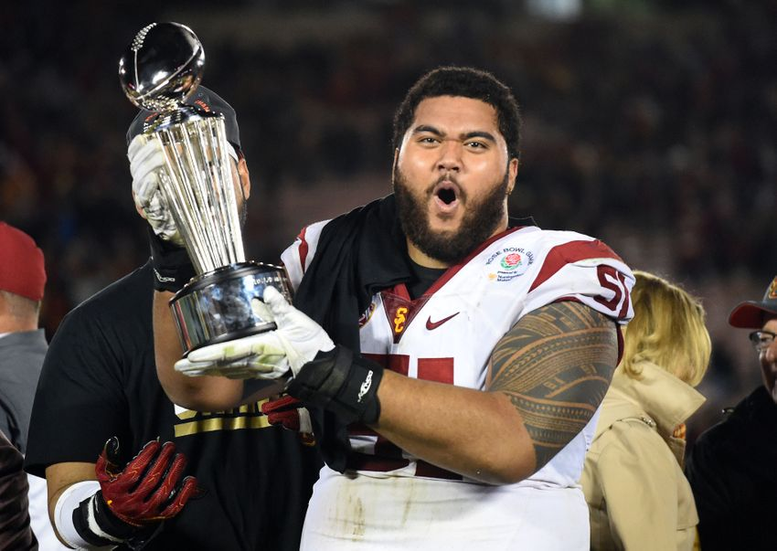 USC Football Players Celebrate Rose Bowl Victory On Social Media