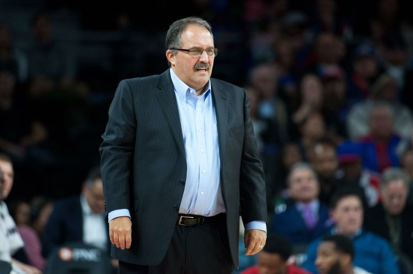 How do you fix the Detroit Pistons?