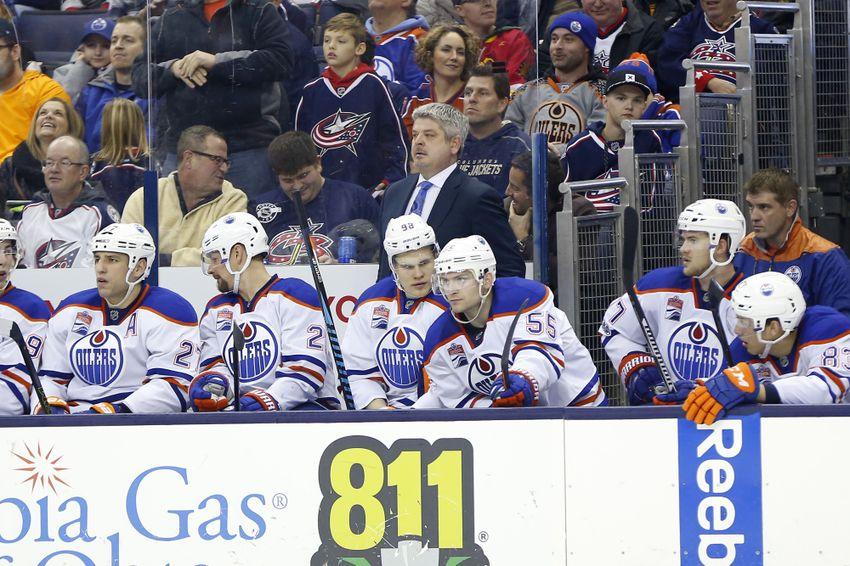 Edmonton Oilers Show Lack of Effort in Loss to Columbus