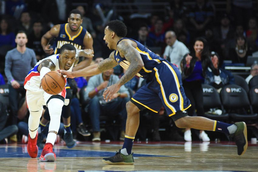 Pistons lose to Pacers 121-116 despite late comeback attempt
