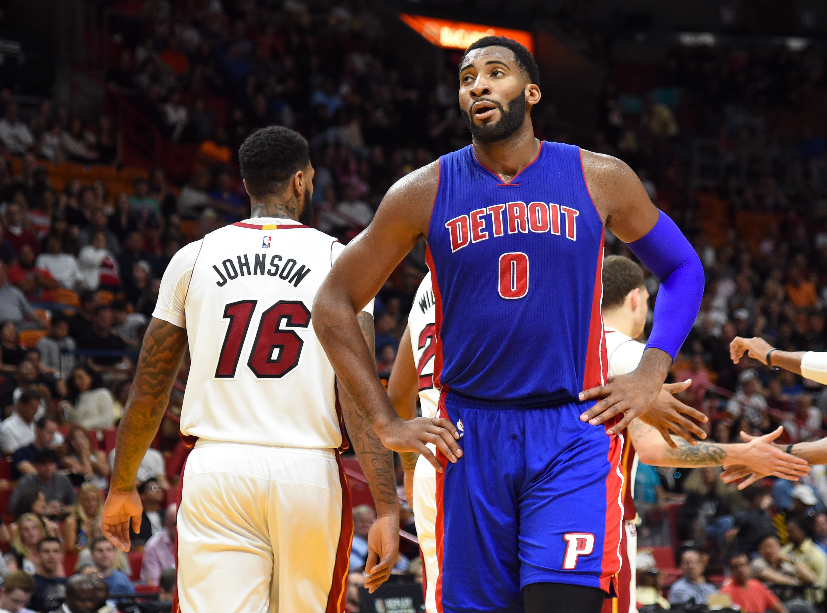 What's up with Andre Drummond: Rebounding edition