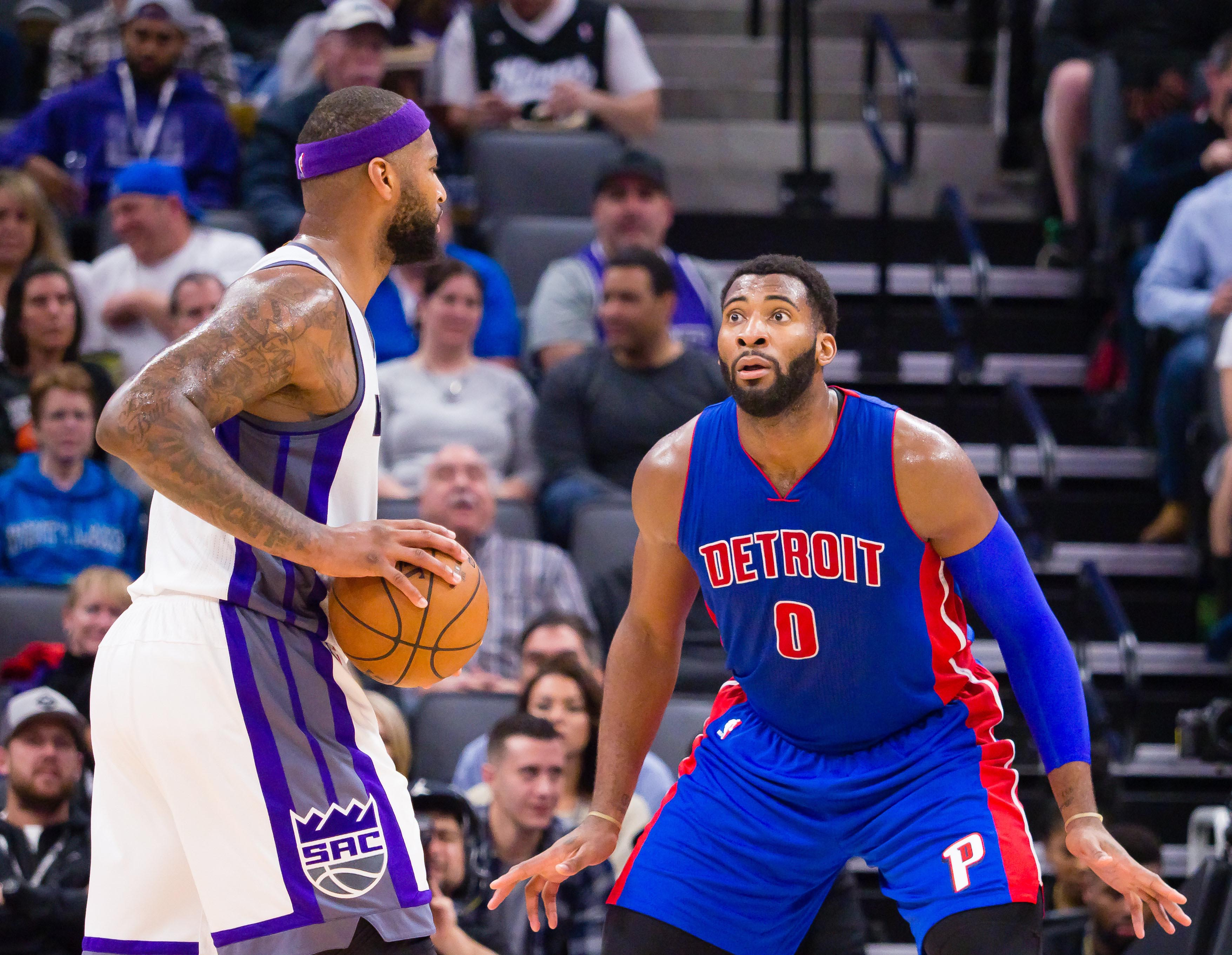 Determining Andre Drummond's Role