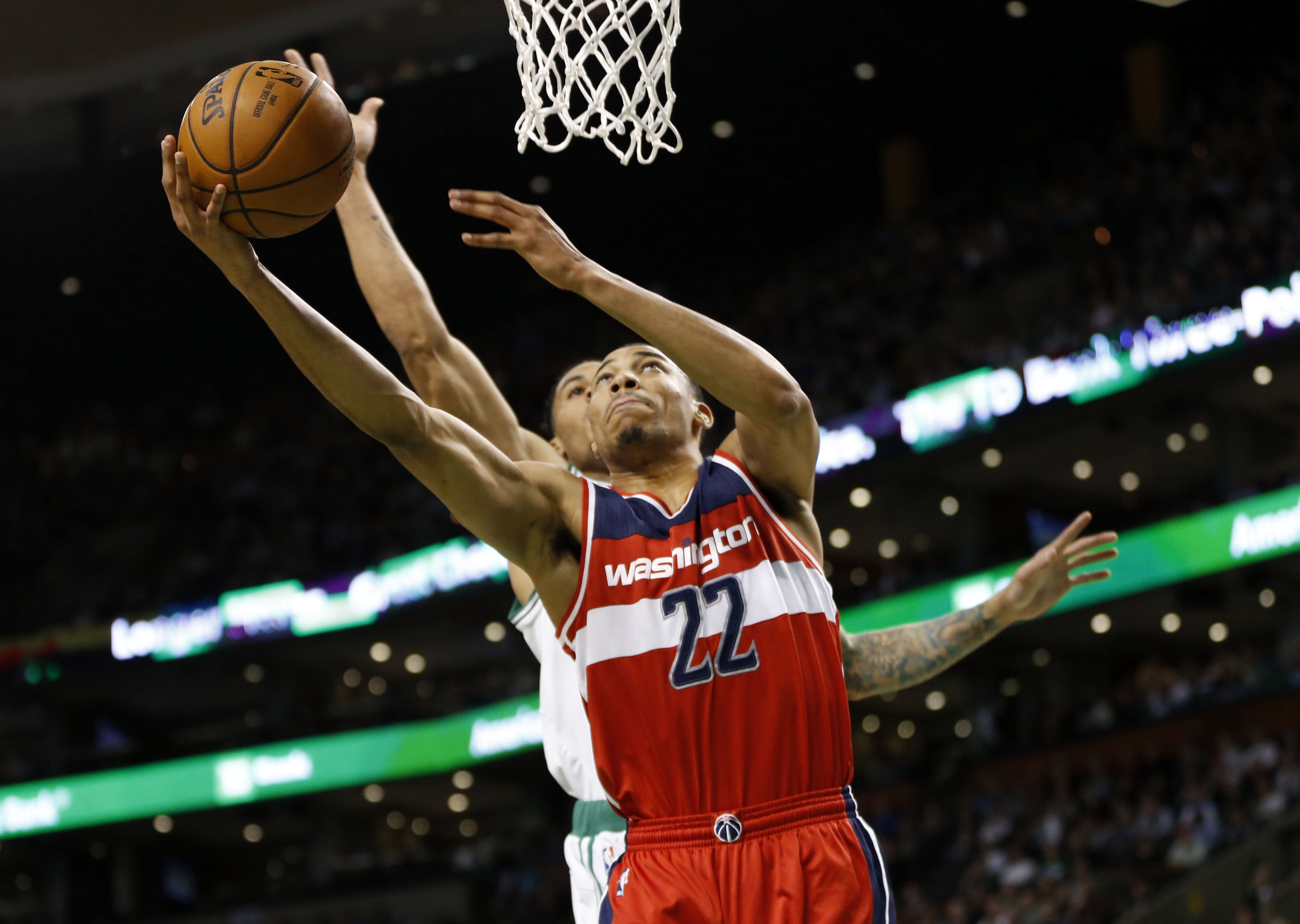 Washington Wizards' Otto Porter Expected To Get Max Contract