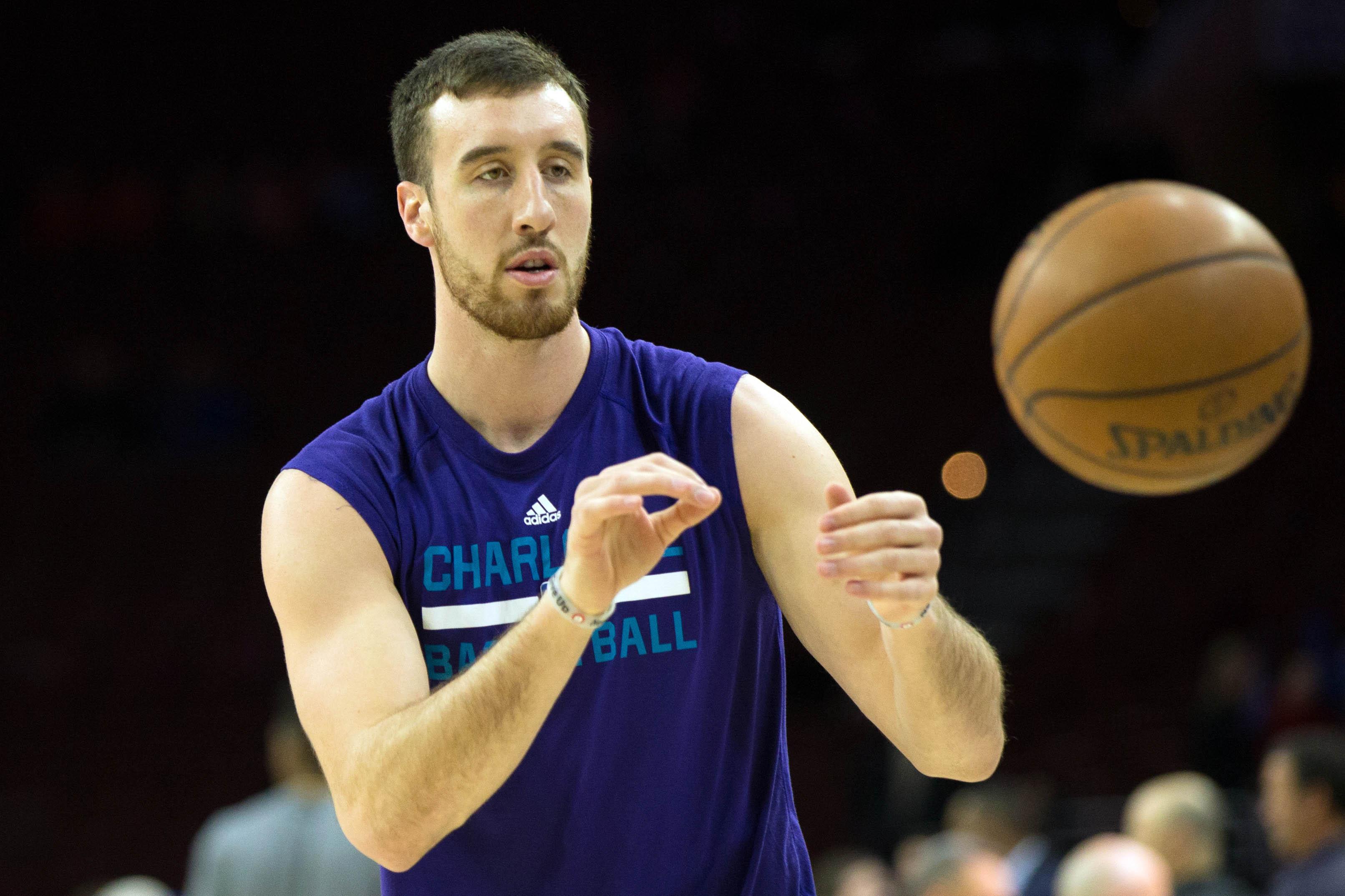 Charlotte Hornets: Frank Kaminsky to Play in Rising Stars Challenge