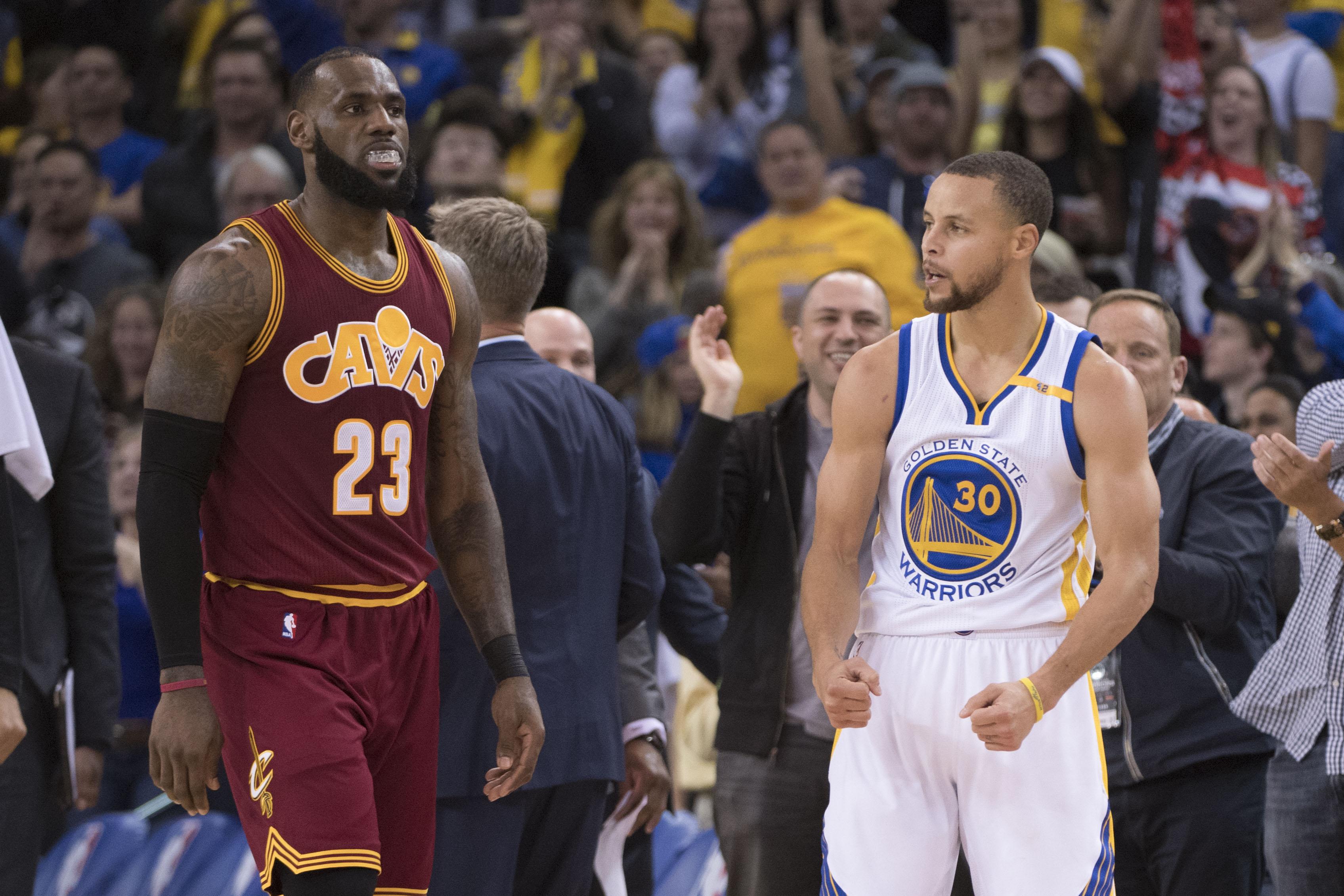 The final NBA power rankings of the 2016-17 season