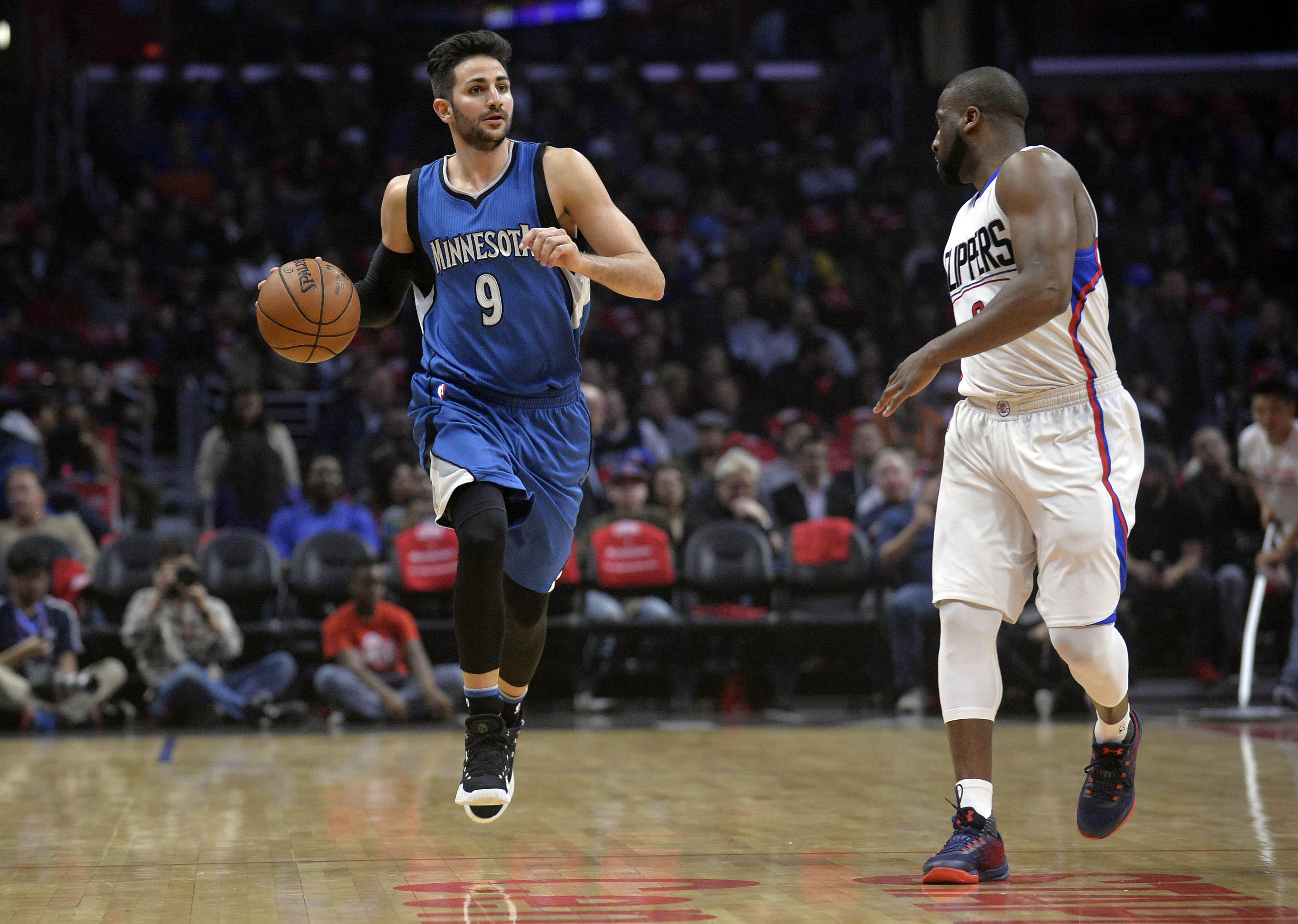 Timberwolves Notes: Rubio rumors, D-League clarity