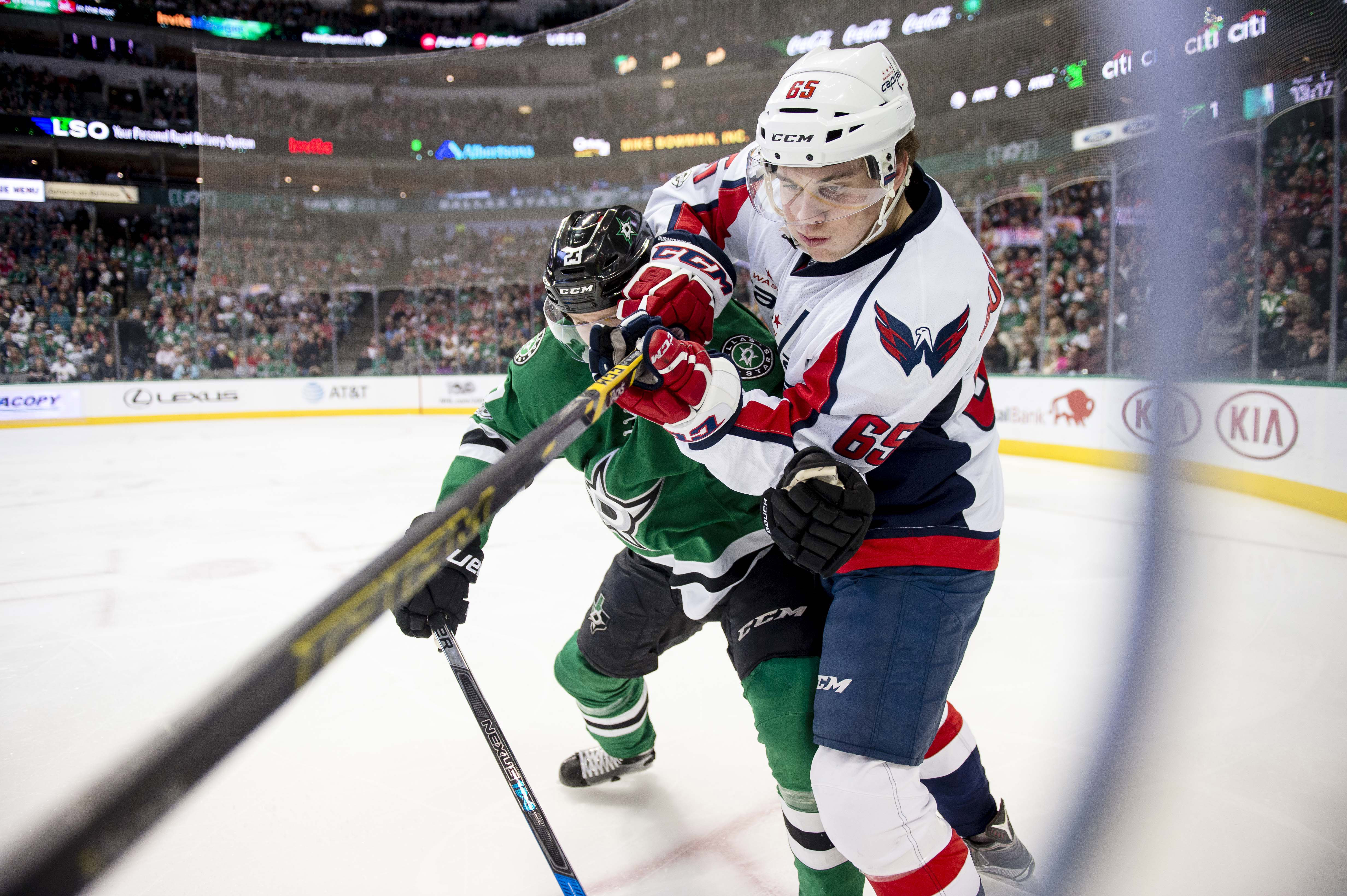 Capitals Get Two in Third, Beat Dallas in Overtime