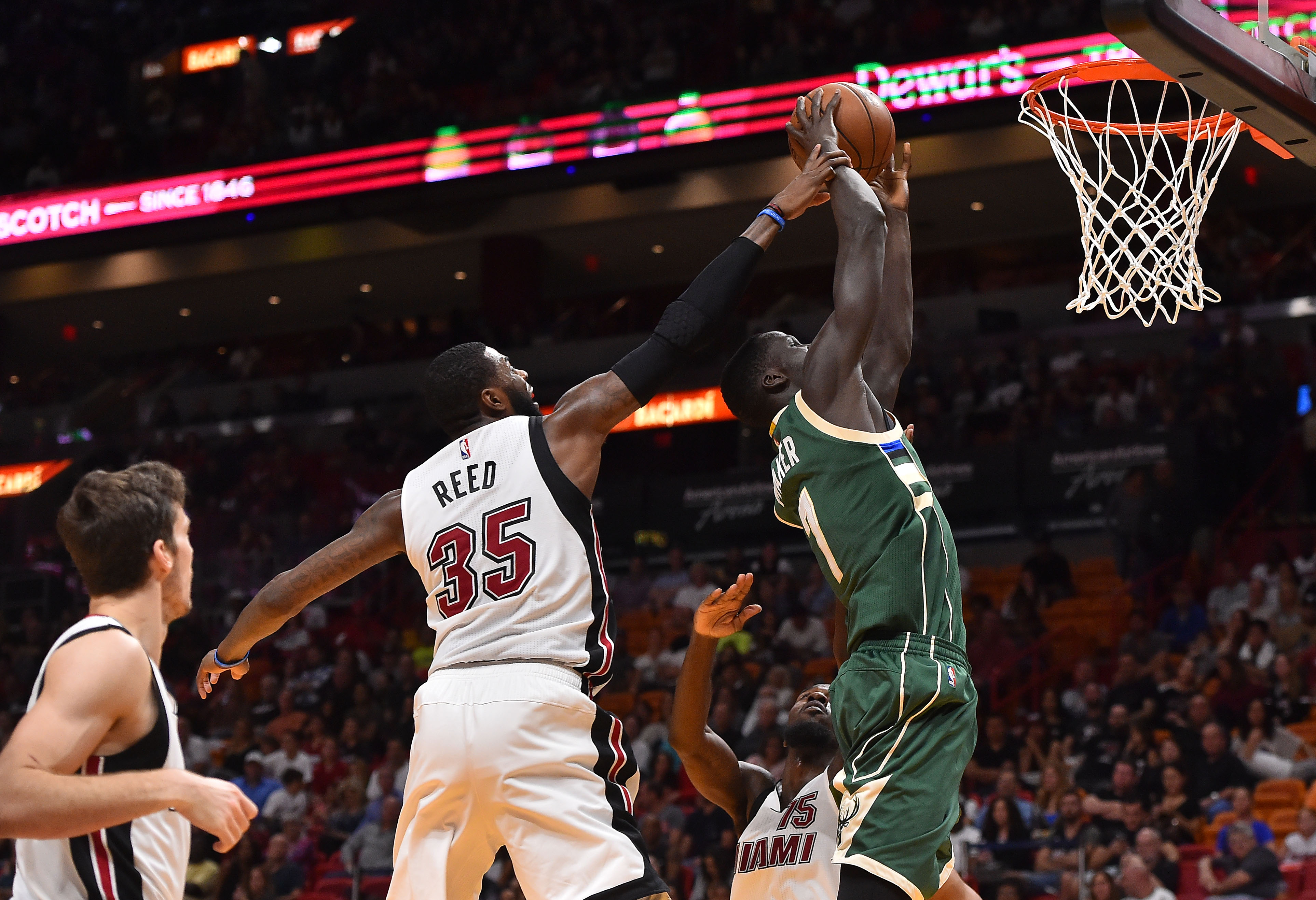 Milwuakee Bucks Daily: Thon Maker Starts Following Return Without Incident To US