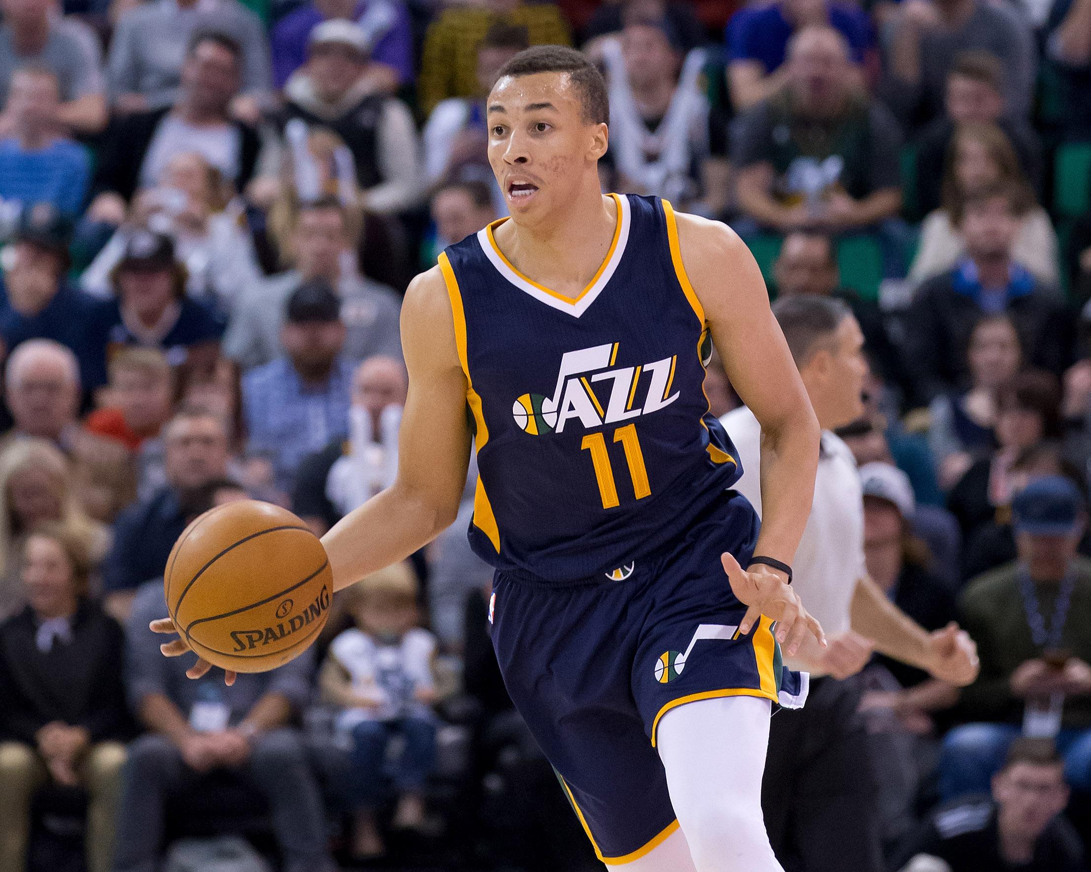 Utah Jazz: Dante Exum Impresses in Win Over Charlotte Hornets