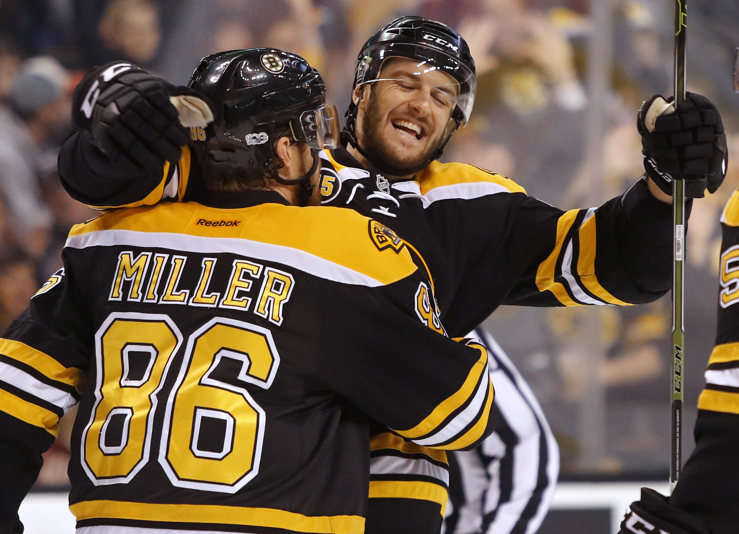 Boston Bruins: Colin Miller Willing To Fight For Team