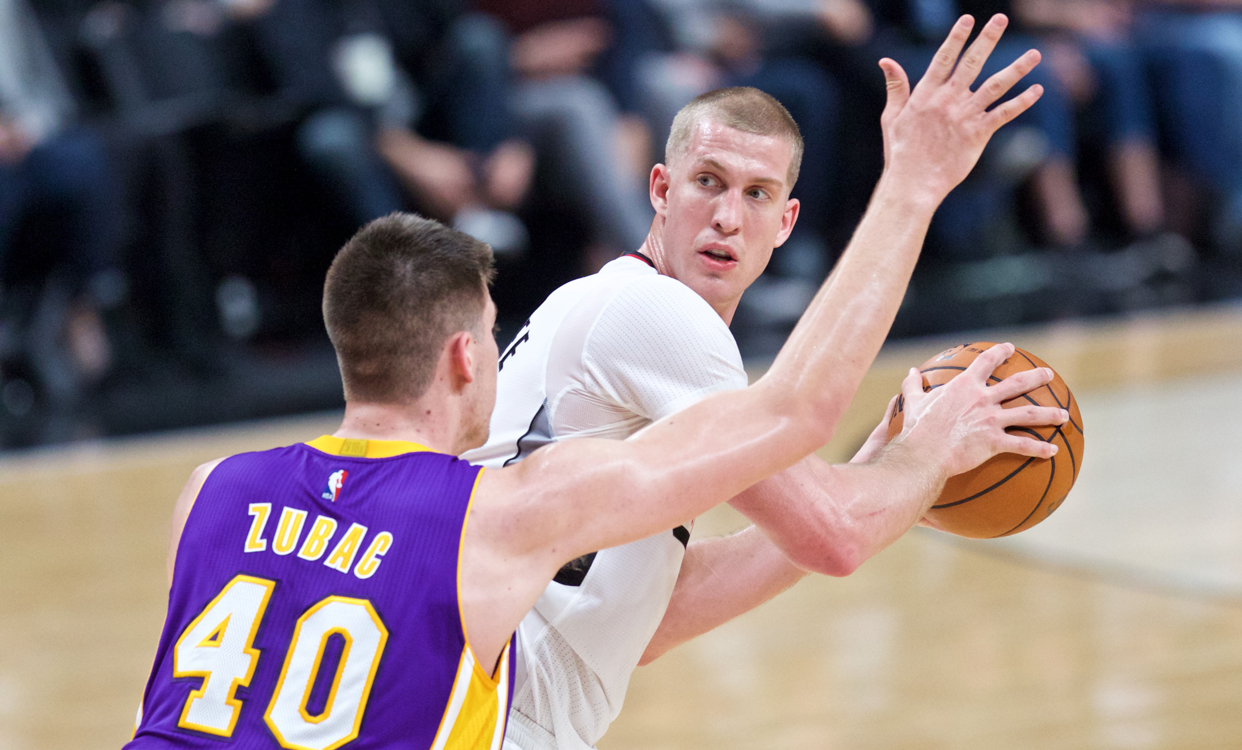 Mason Plumlee's Top 5 Games With The Portland Trail Blazers