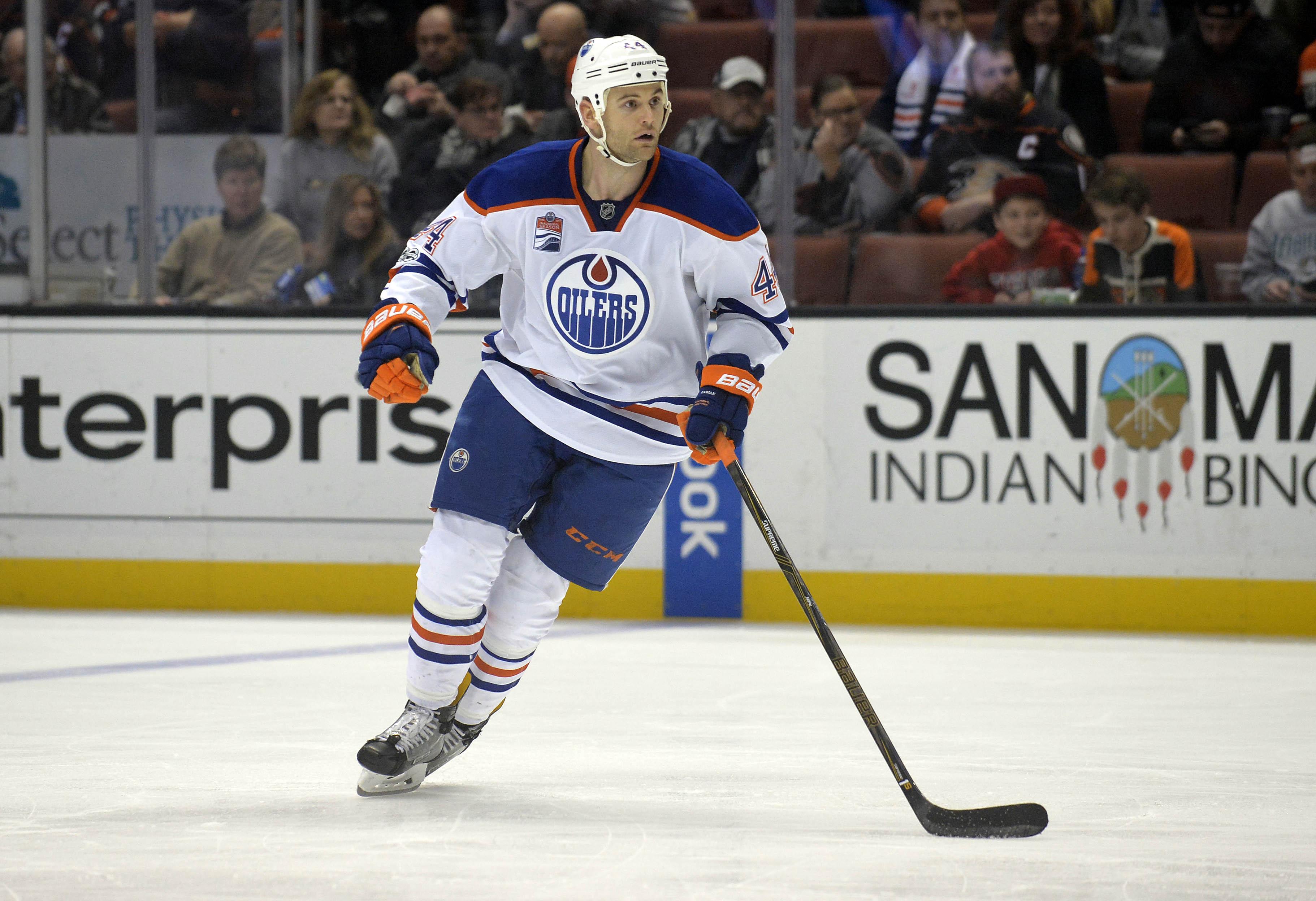 Edmonton Oilers: Zack Kassian Proving His Worth