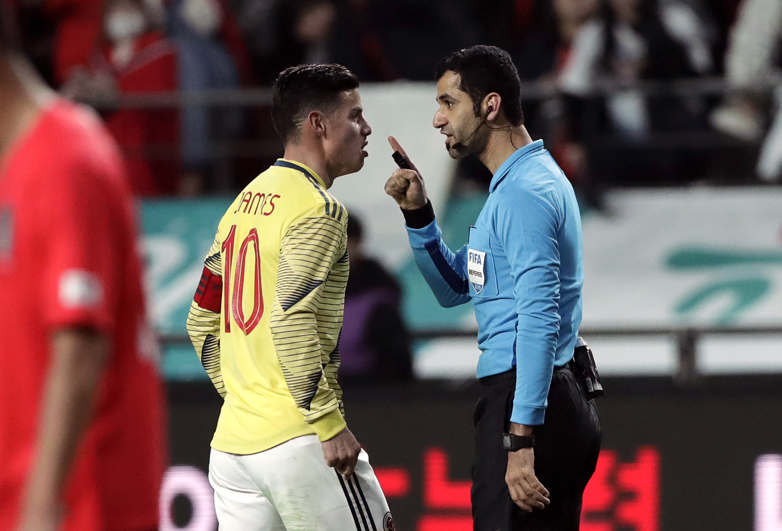 James and Falcao head Colombia's Copa America squad