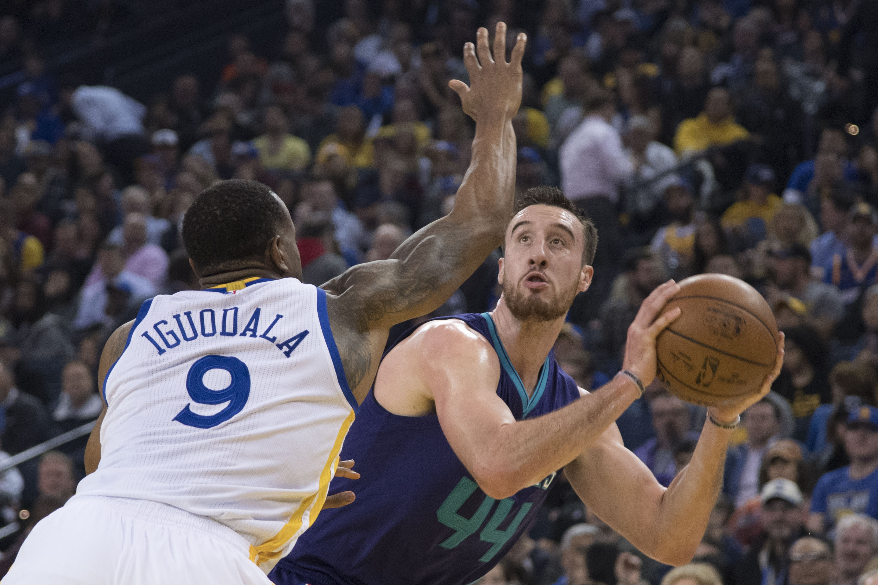 Charlotte Hornets: Frank Kaminsky Sets a New Career-High in Loss to Golden State