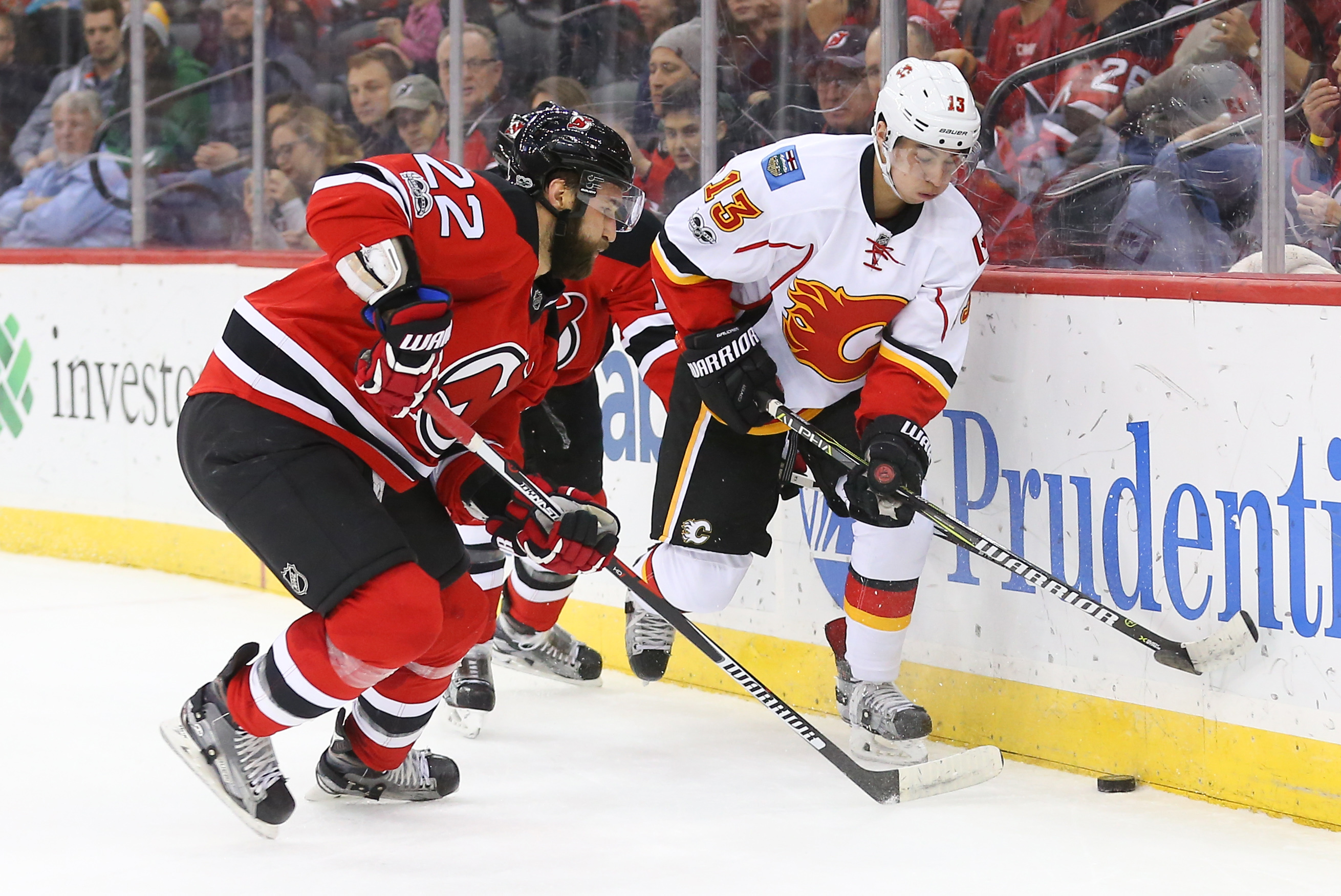Calgary Flames Top New Jersey Devils With Help From TJ Brodie