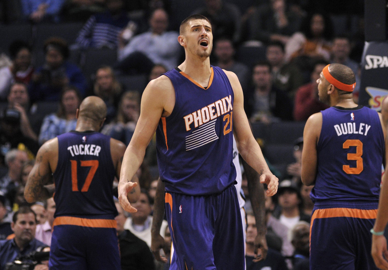 Phoenix Suns: The Alex Len Dilemma