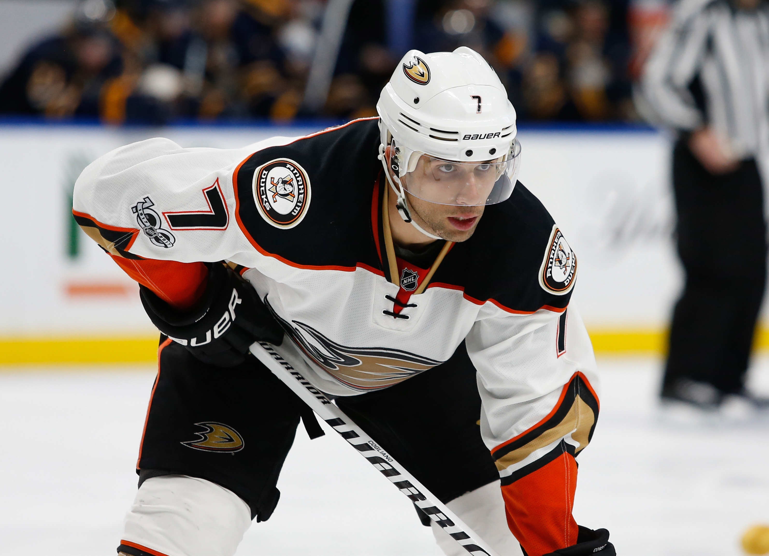 NHL Ironman: Andrew Cogliano on Pace to Break Streak