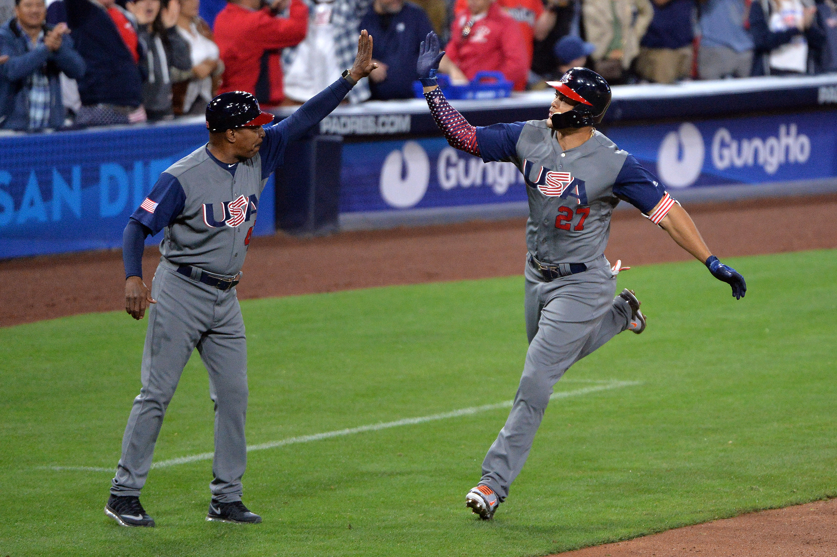 World Baseball Classic: USA Advances to Semifinals; Dominican Republic Eliminated