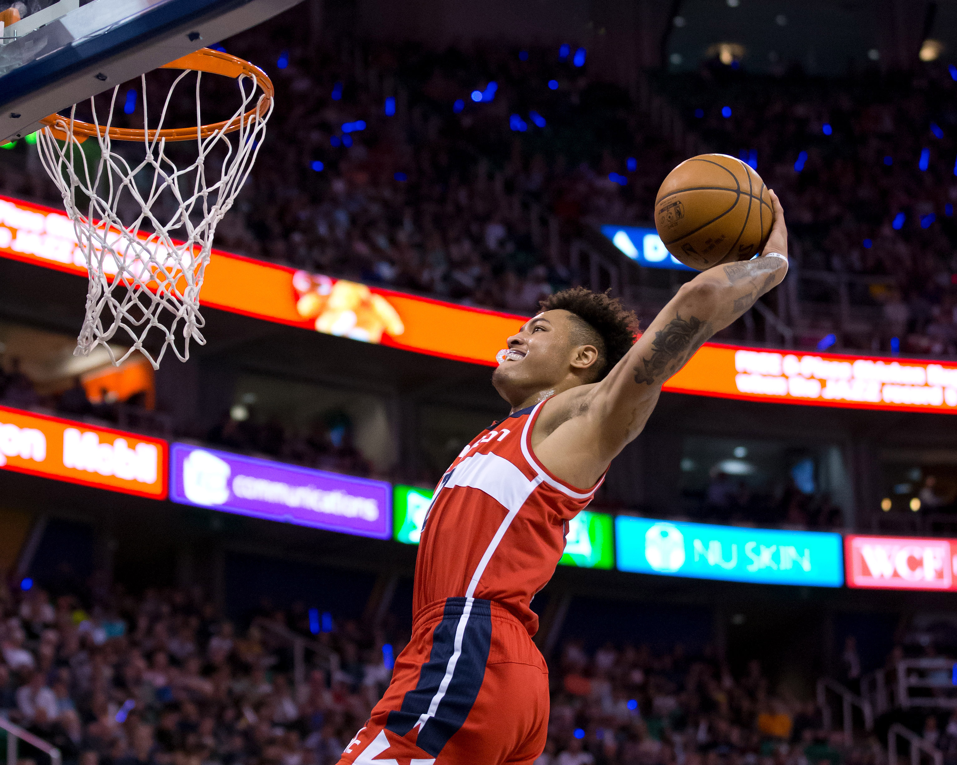 Washington Wizards: Kelly Oubre Jr Growing Into His Role