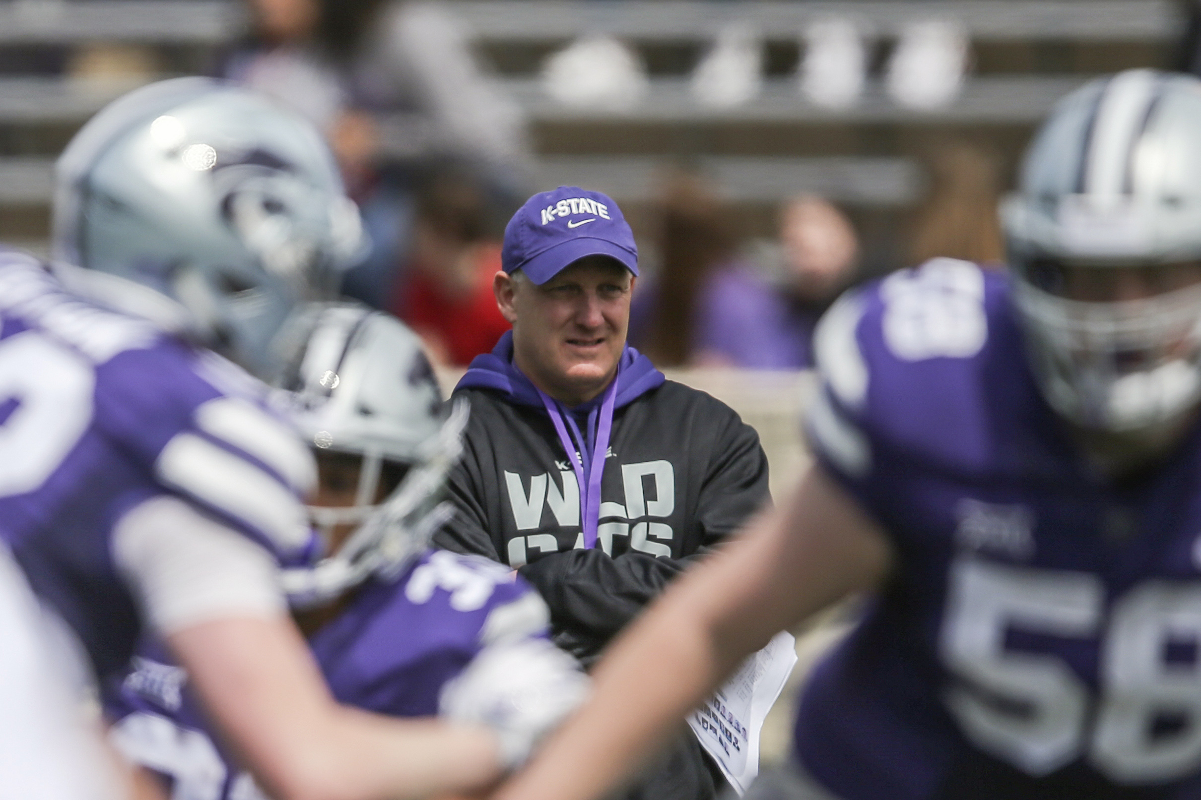 K-State begins Chris Klieman era against Nicholls State