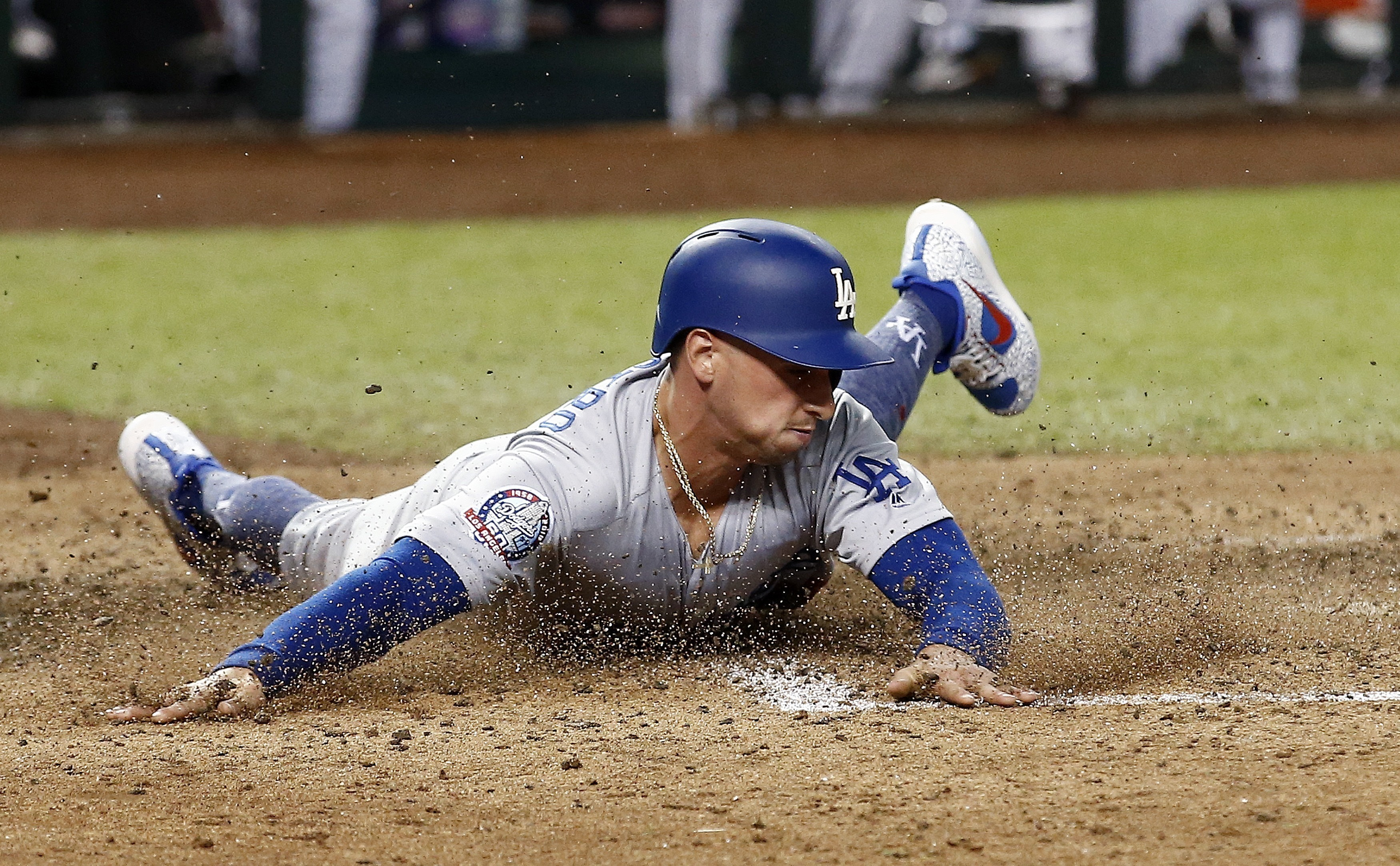 Yanks acquire Locastro from Dodgers for minor leaguer