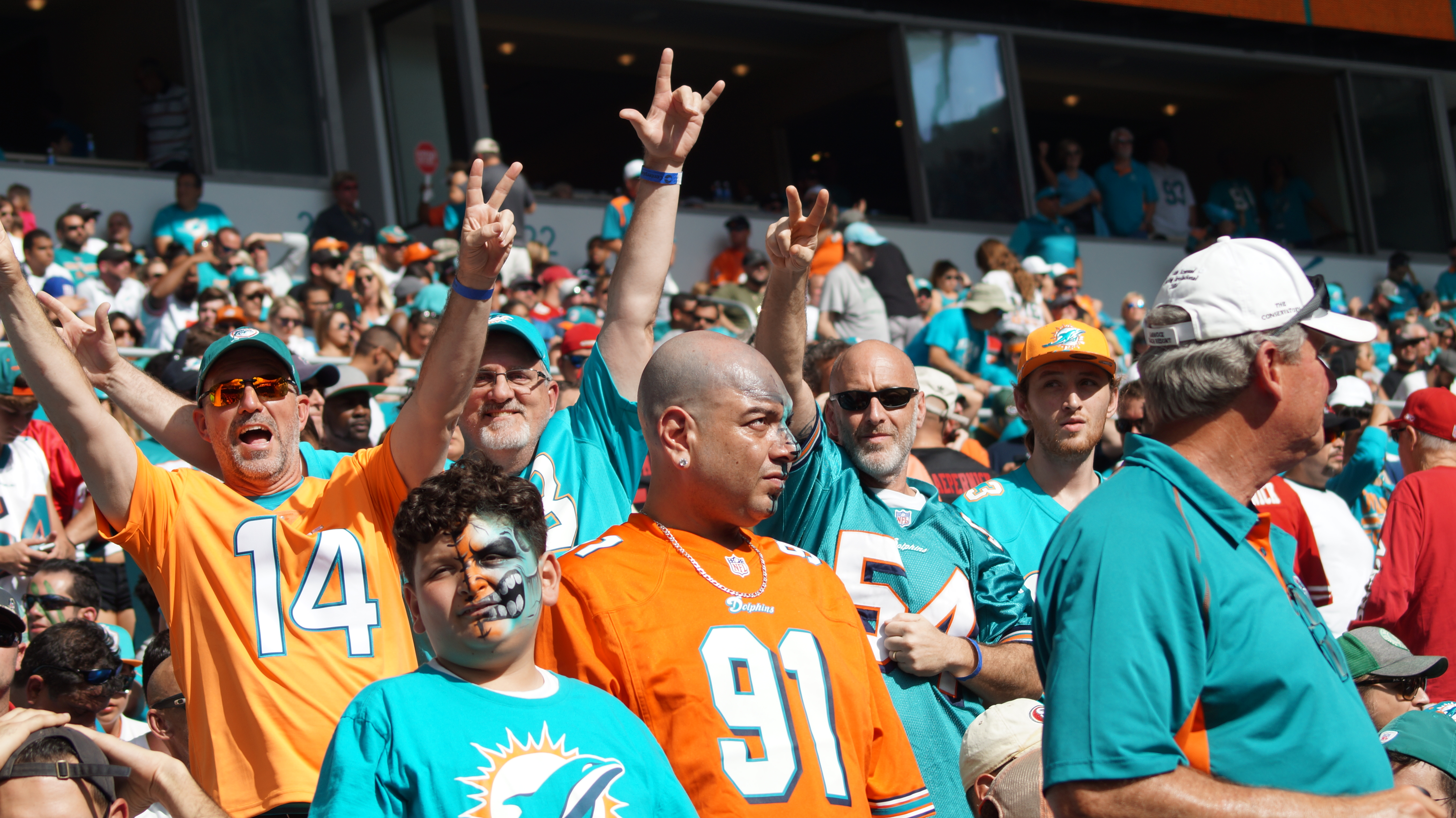 Miami Dolphins still not getting national attention