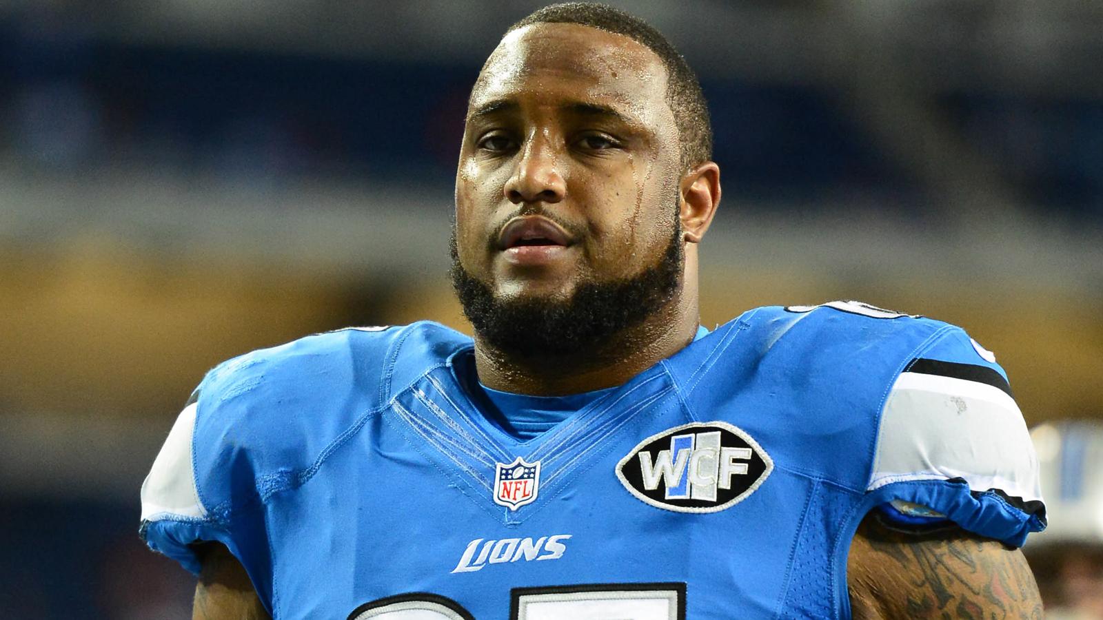 Former Lions offensive lineman Sims announces retirement