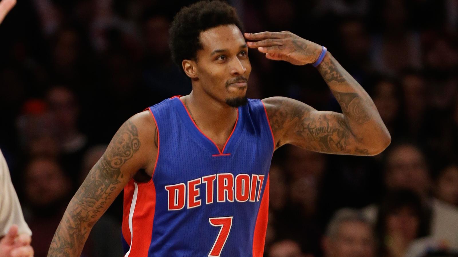 Pistons recall Brandon Jennings