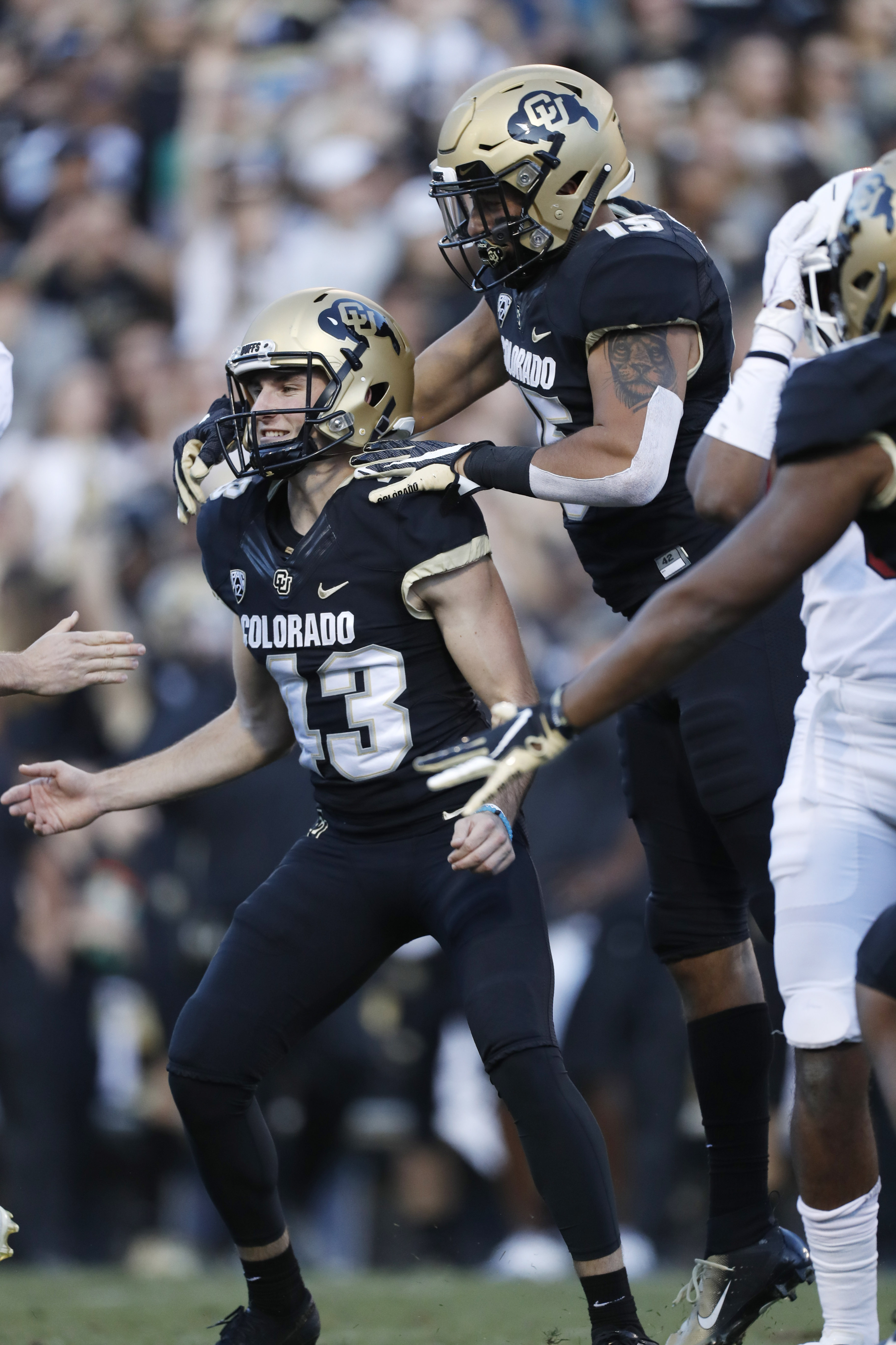 Price hits winning kick with no time left, CU beats Stanford