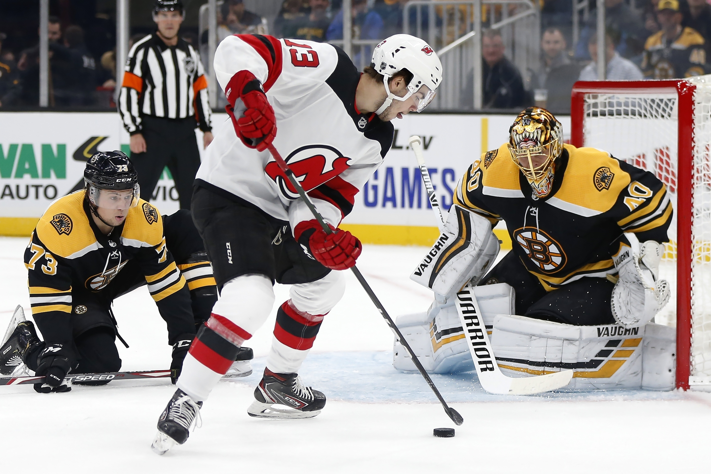 Devils sign Hischier to $50.75 million, 7-year extension