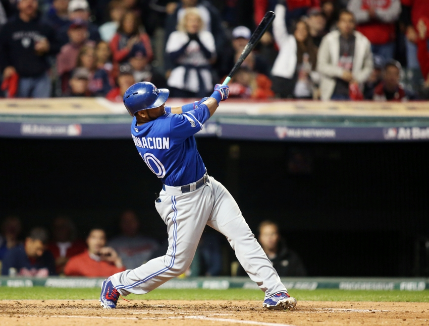 Cleveland Indians: Who Should Hit Behind Edwin Encarnacion?