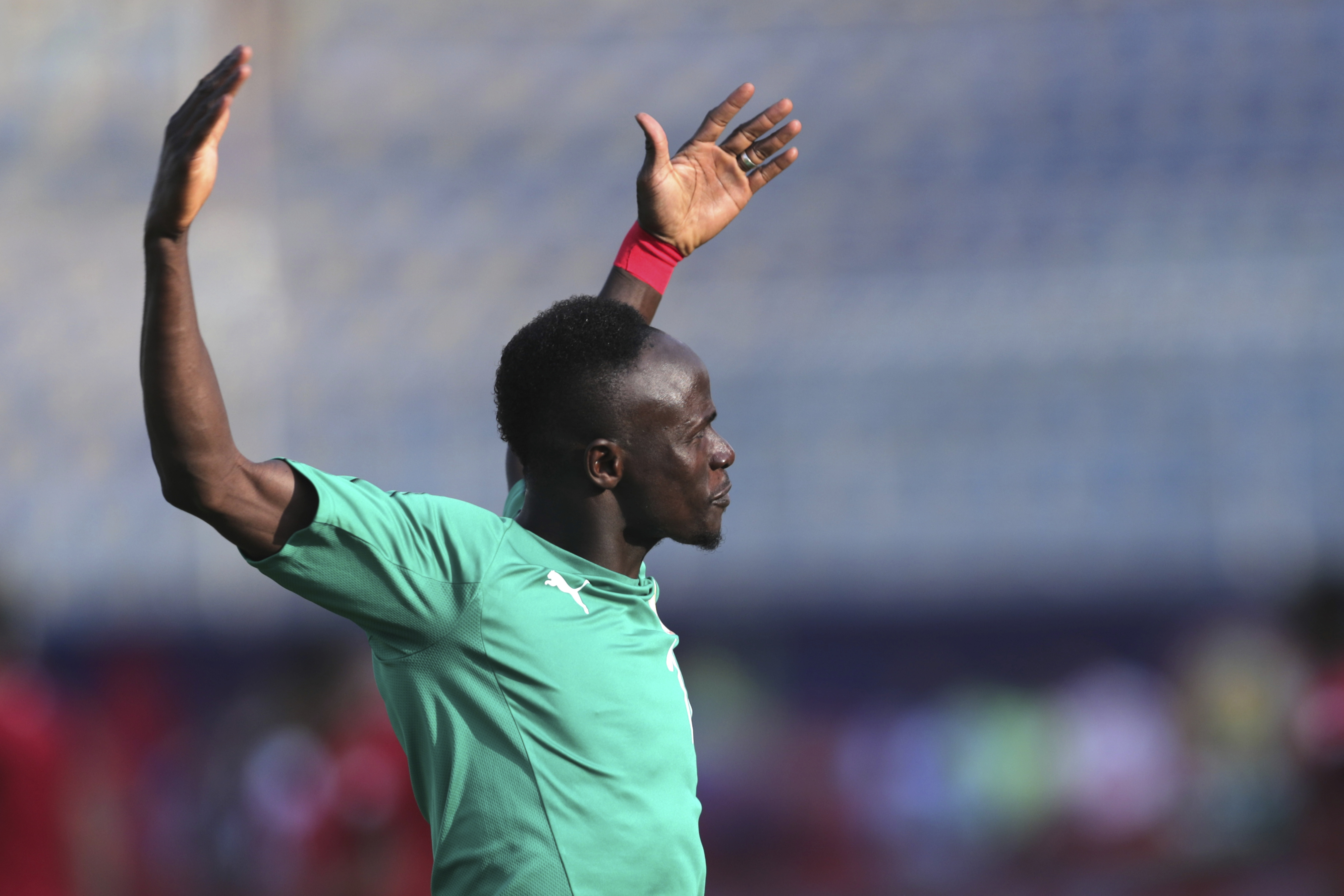 African Cup final much more than Mane vs. Mahrez