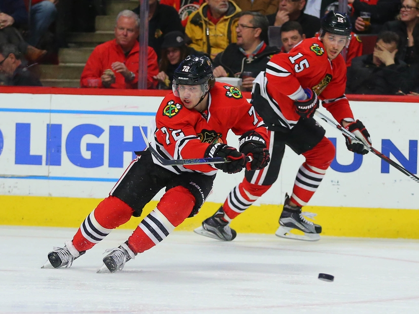 Chicago Blackhawks' Who's Hot And Not: Russians Stay Hot Despite Skid