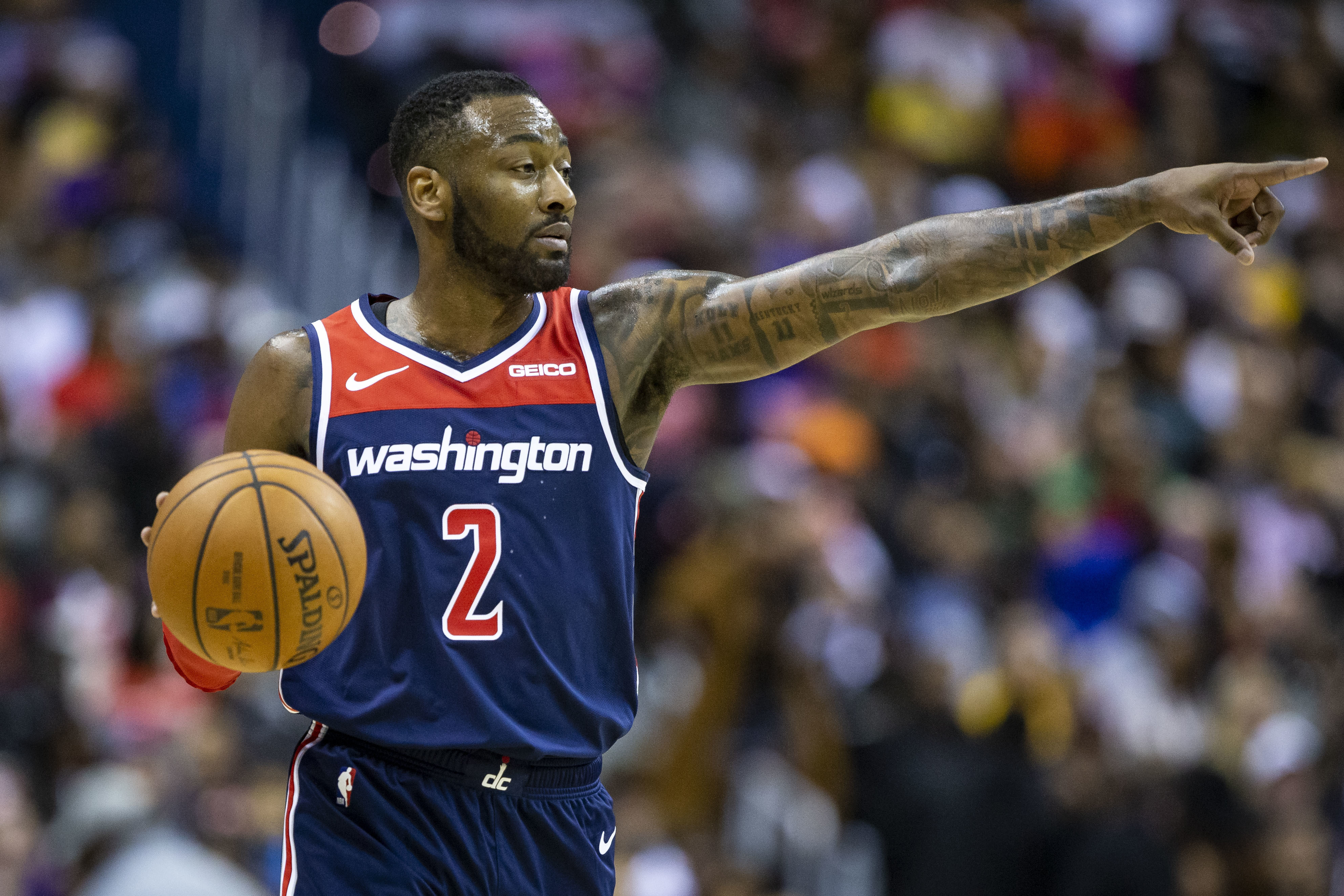 Wizards' Wall needs surgery on Achilles tendon; out a year