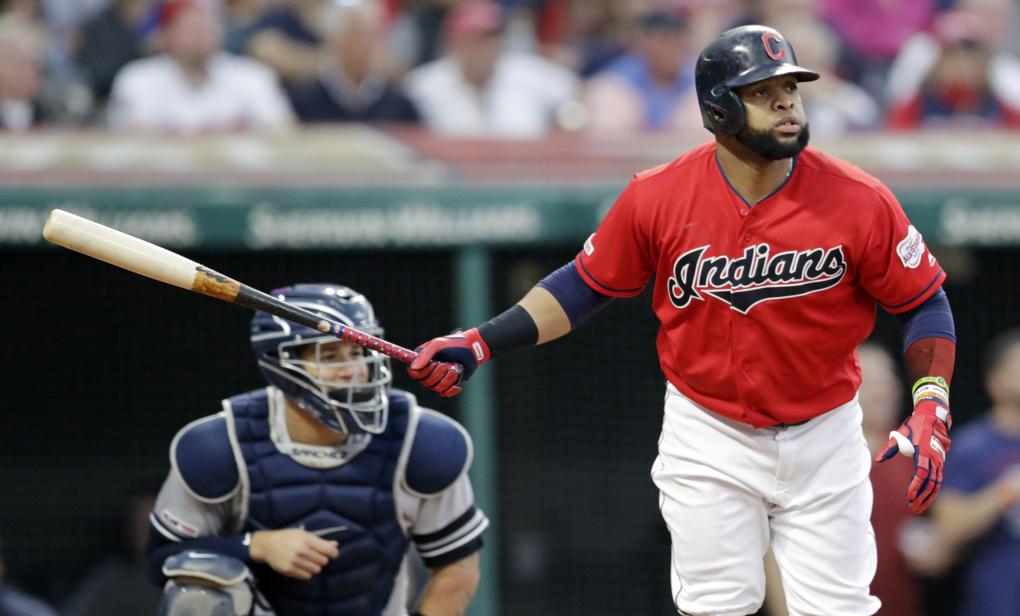 Rookie Plesac gets first win as Indians down Yankees 5-2