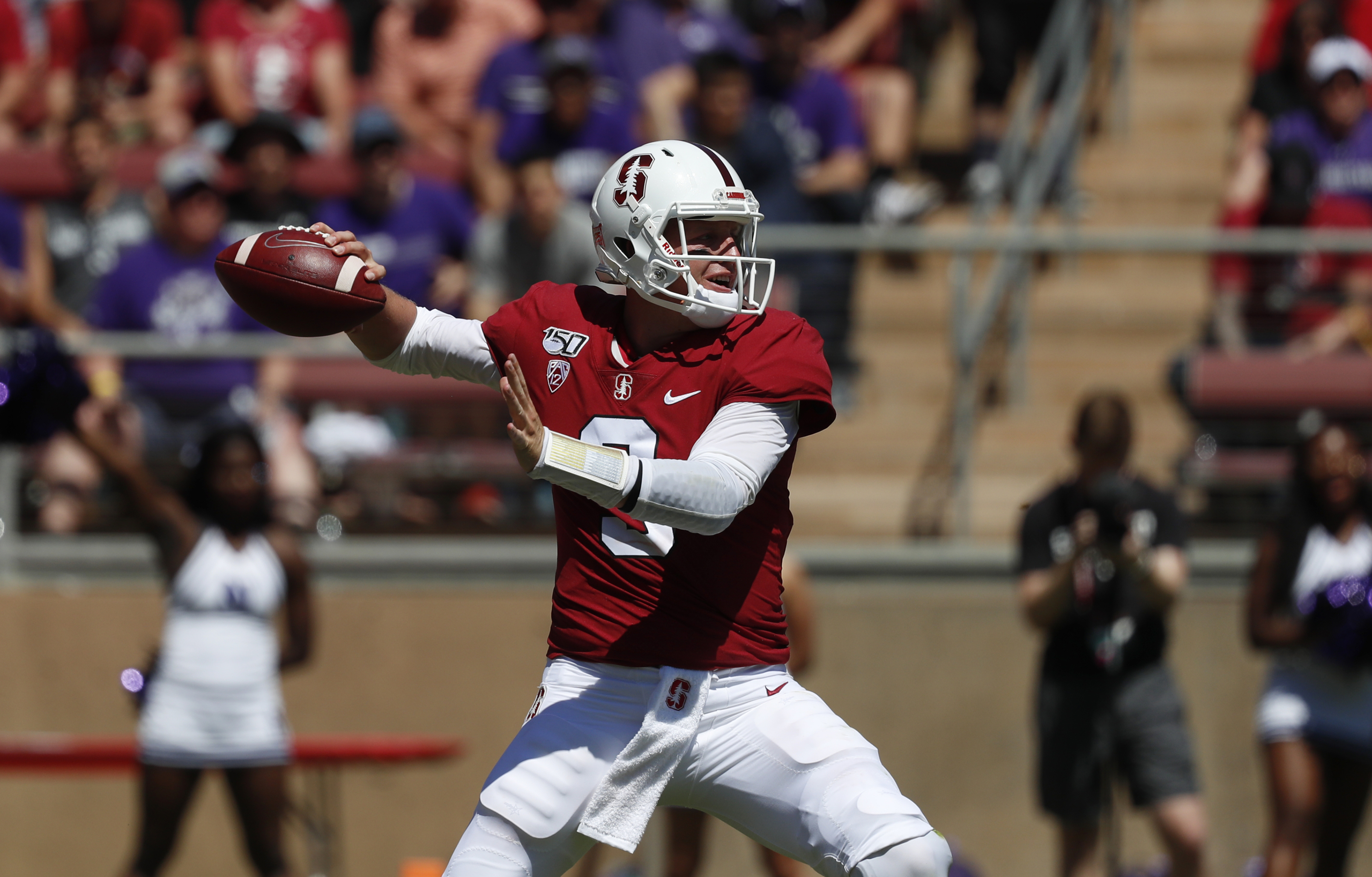 Costello returning for Stanford; Little out for season