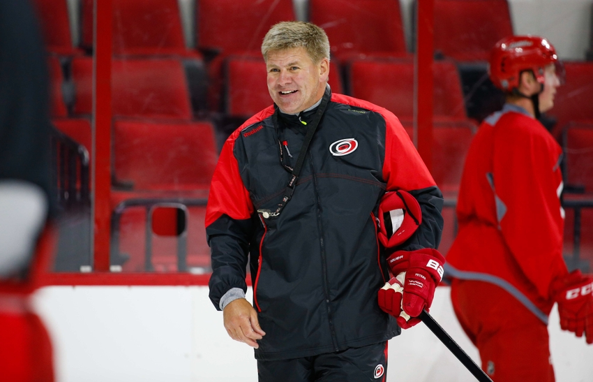 Carolina Hurricanes Fourth Line: A Look At Bill Peters' Strategies