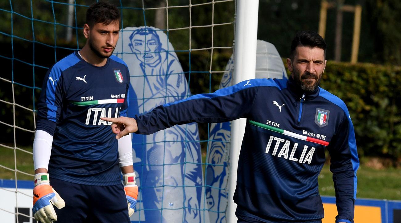 Paolo Maldini sees Buffon-like talent in AC Milan's Donnarumma