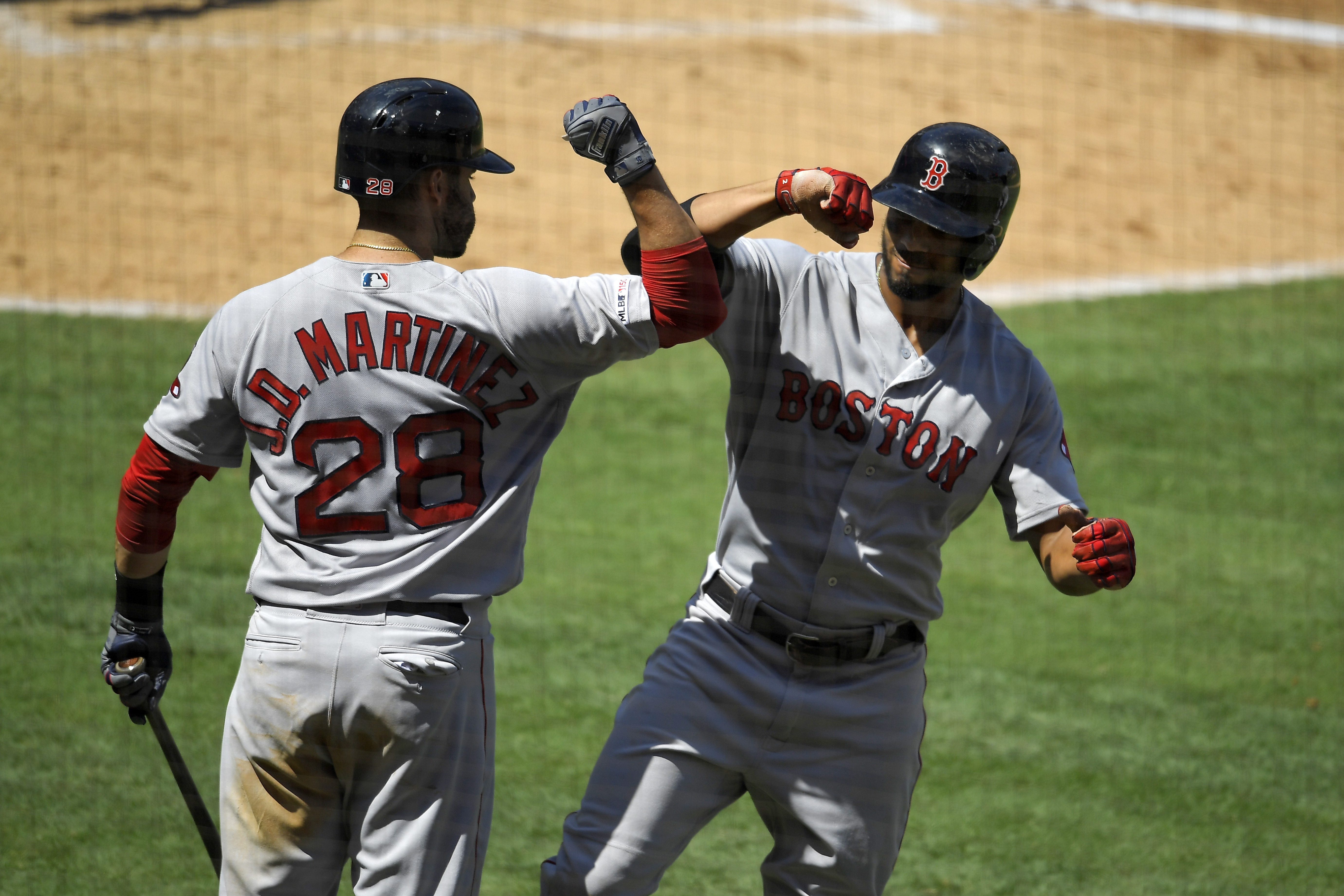 Bogaerts homers, has 3 hits as Red Sox defeat Angels 4-3