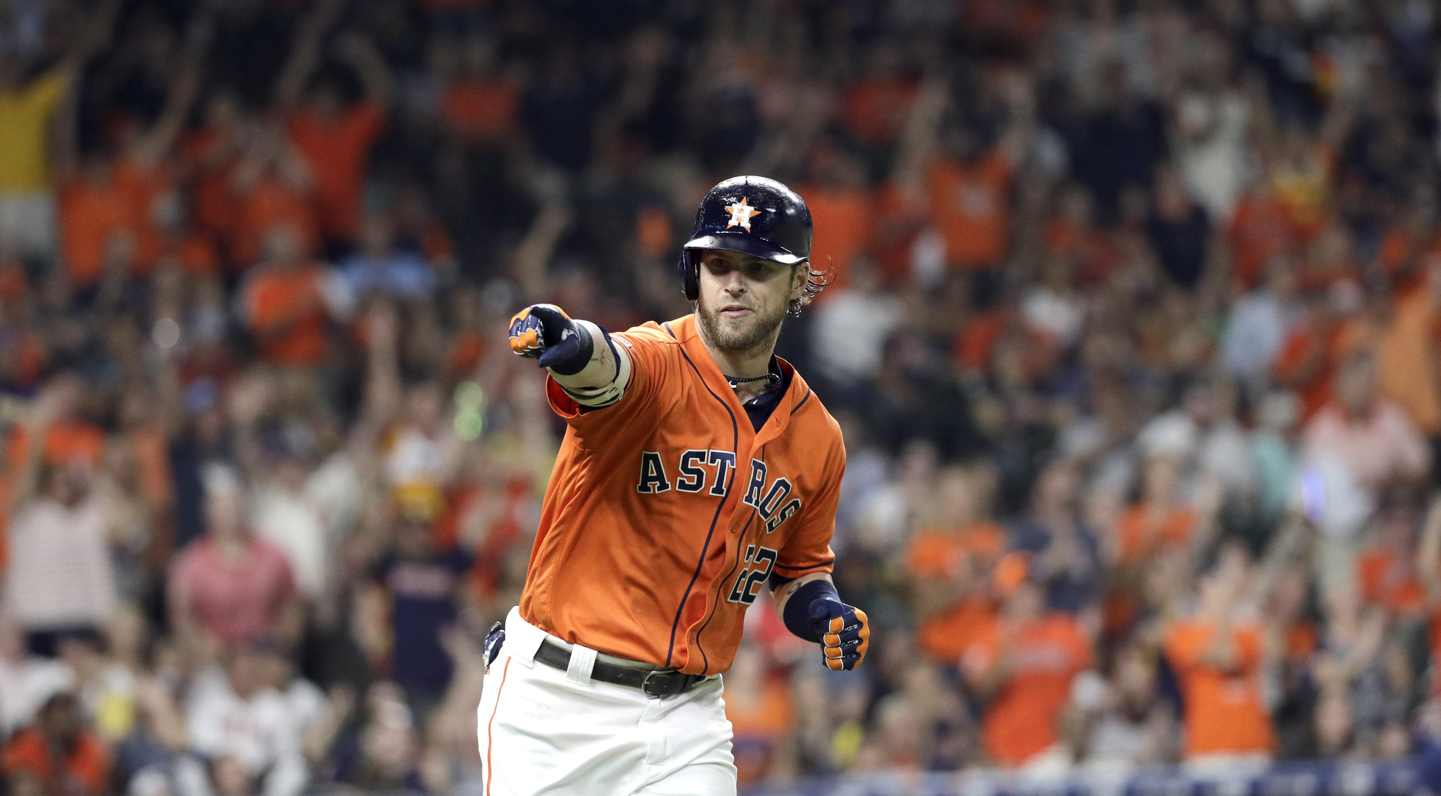 Reddick homers again as Astros beat Mariners 7-4