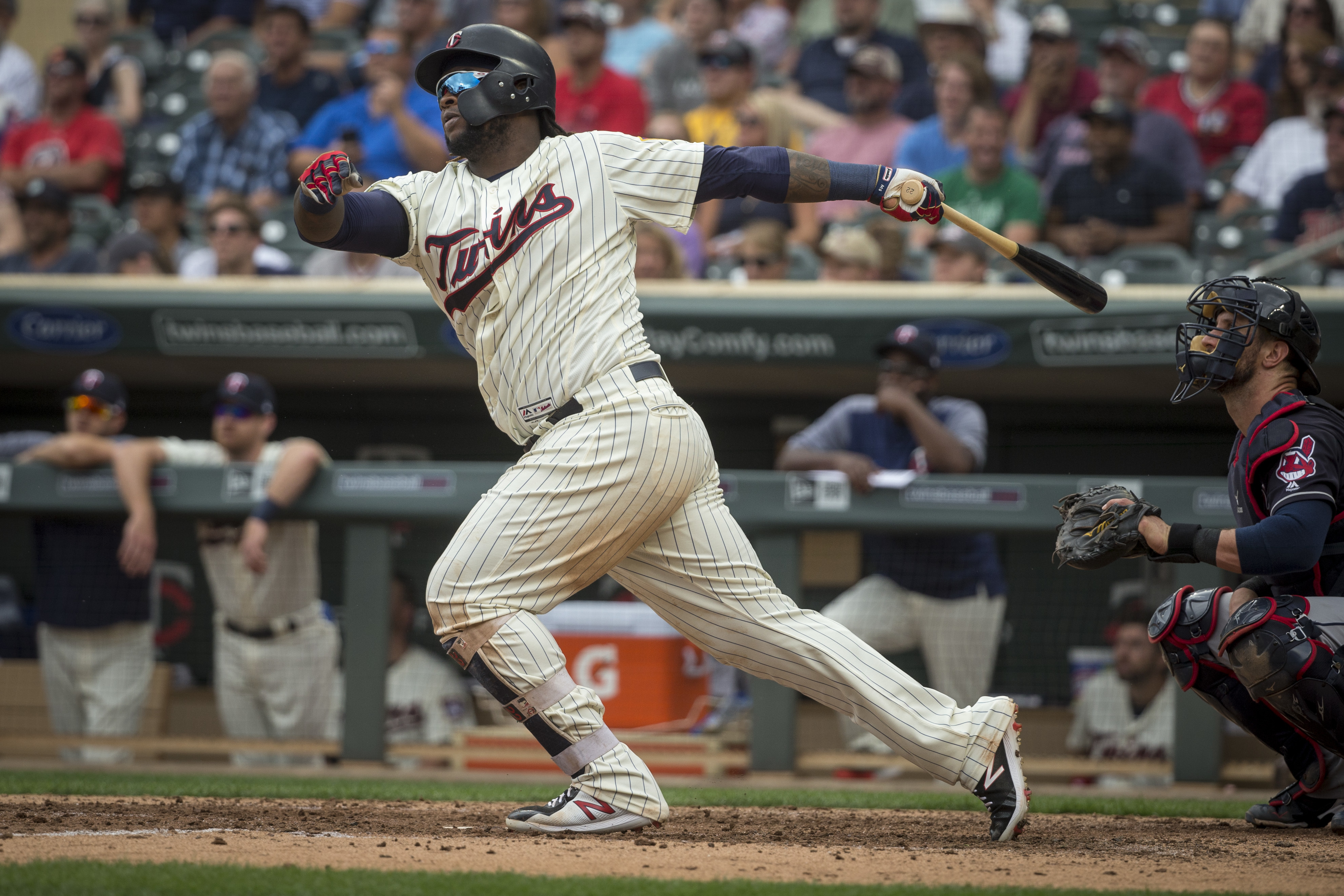 Sano starting critical offseason of conditioning for Twins