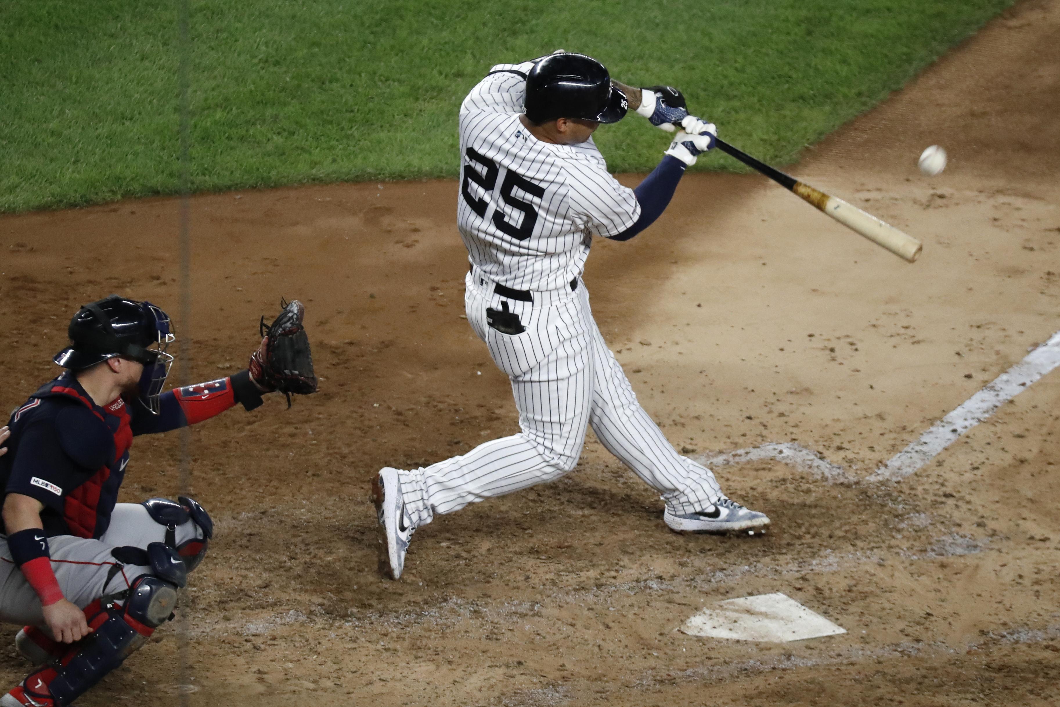 Yankees star Gleyber Torres avoids injured list for now