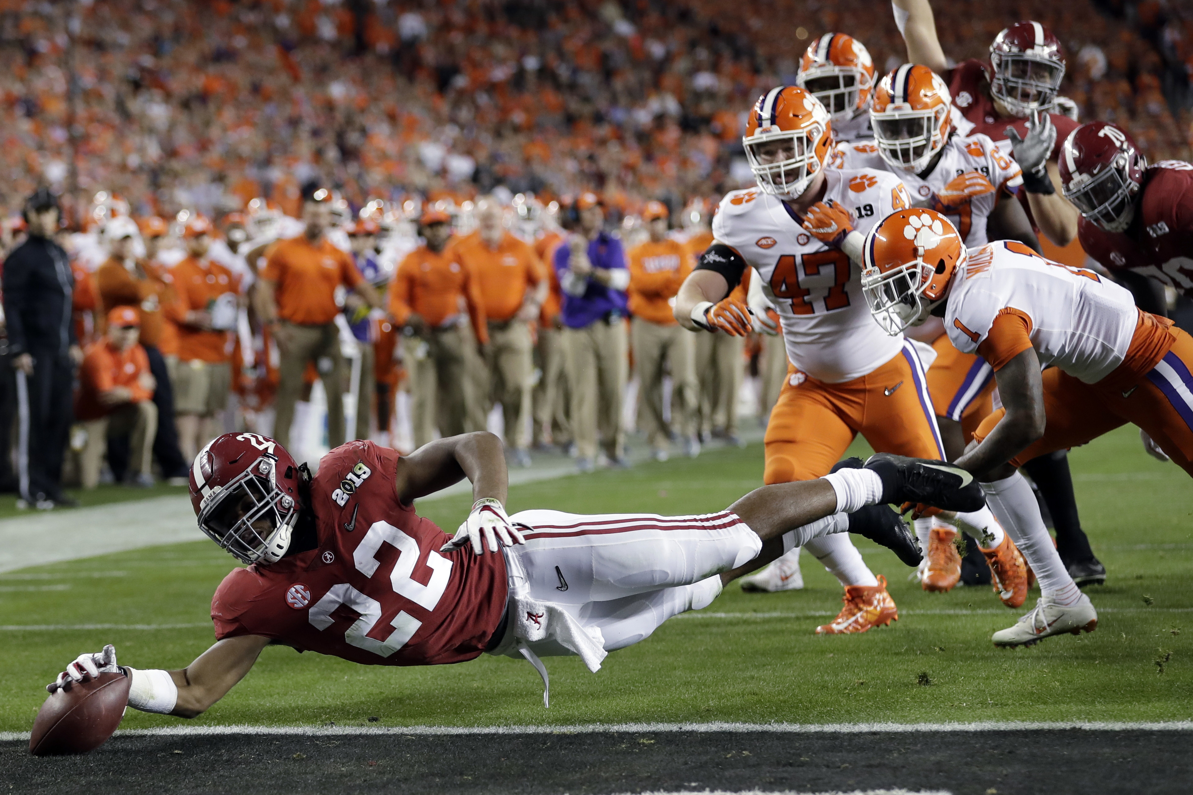 Analysis: Clemson, 'Bama, Ohio St and ... Washington to CFP