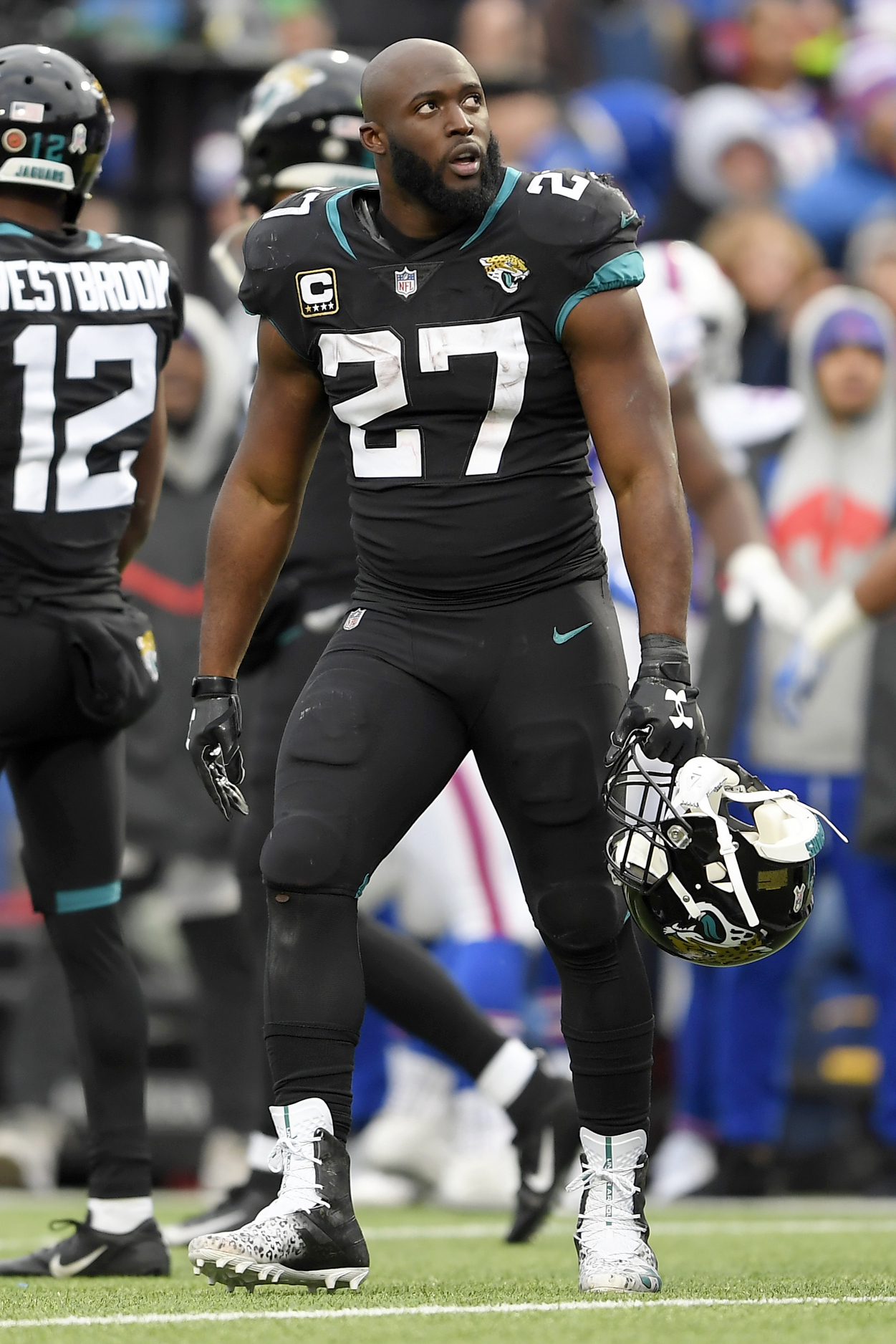 NFL suspends Jags running back Fournette 1 game for fight