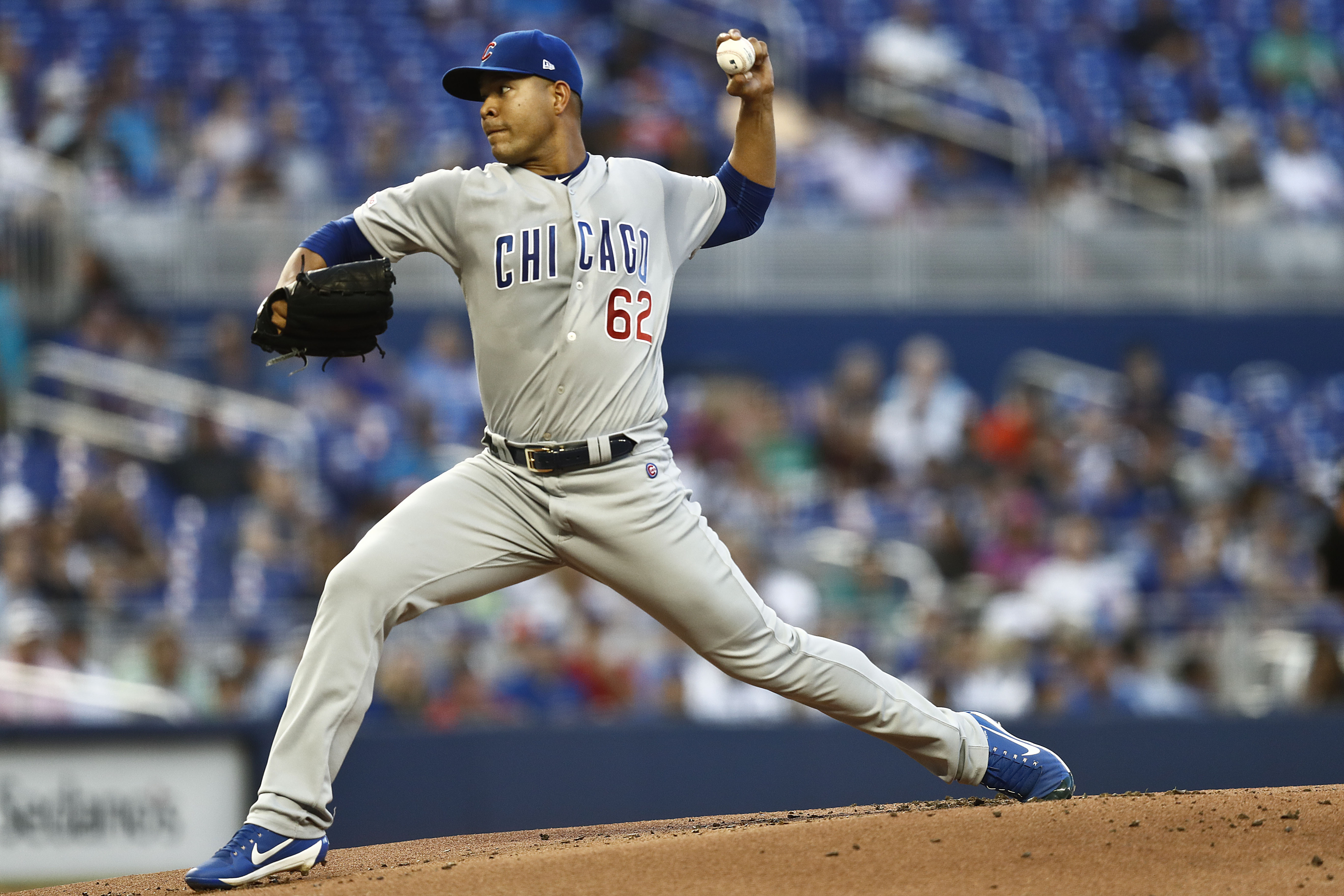 Quintana goes 7 innings, Cubs beat Marlins 4-0