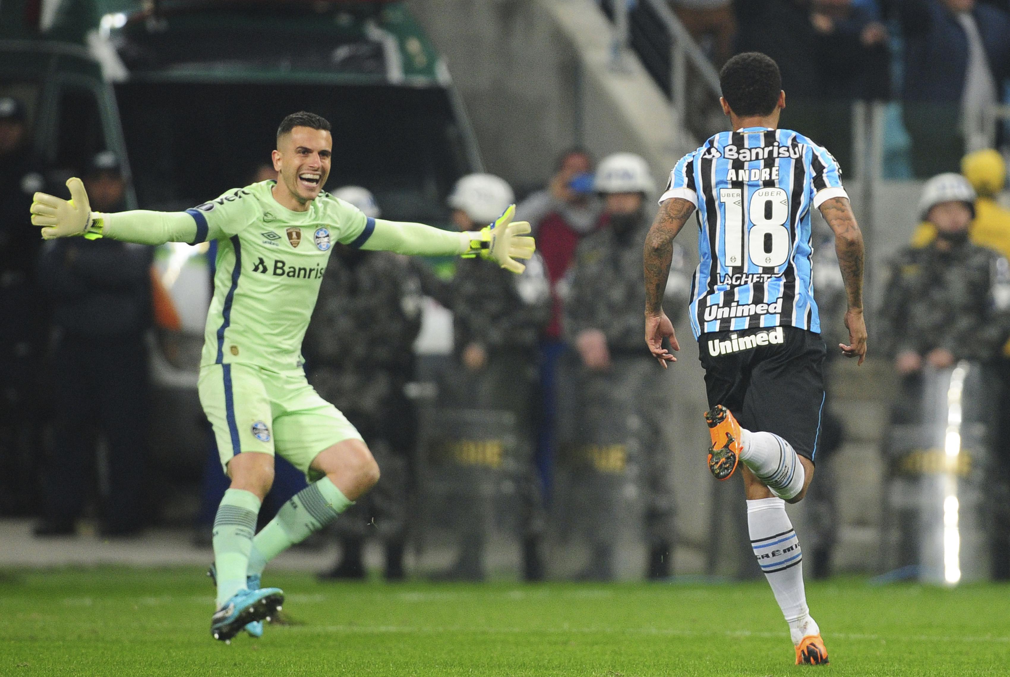 Tiny Tucuman breaks into Copa Libertadores quarterfinals