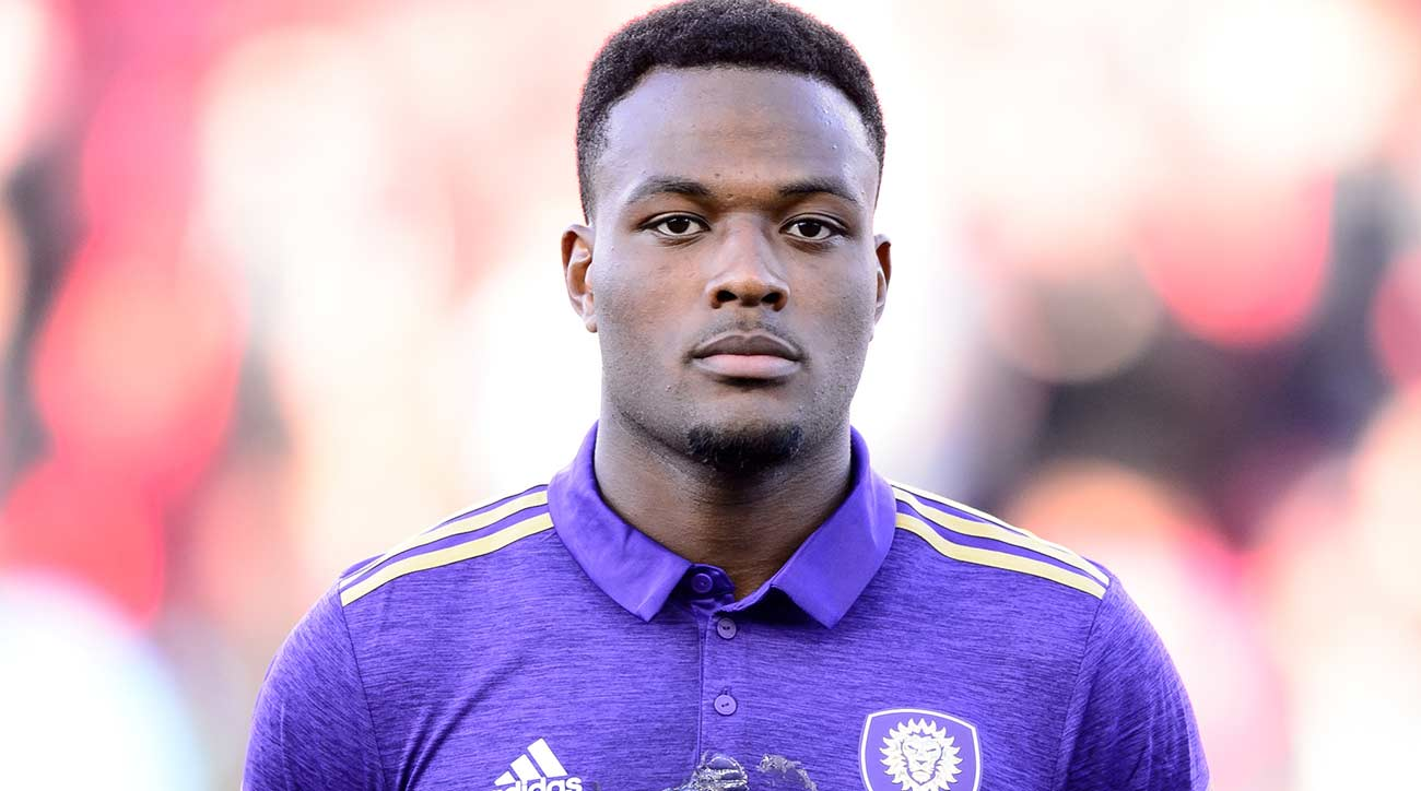 Orlando City striker Cyle Larin arrested for DUI
